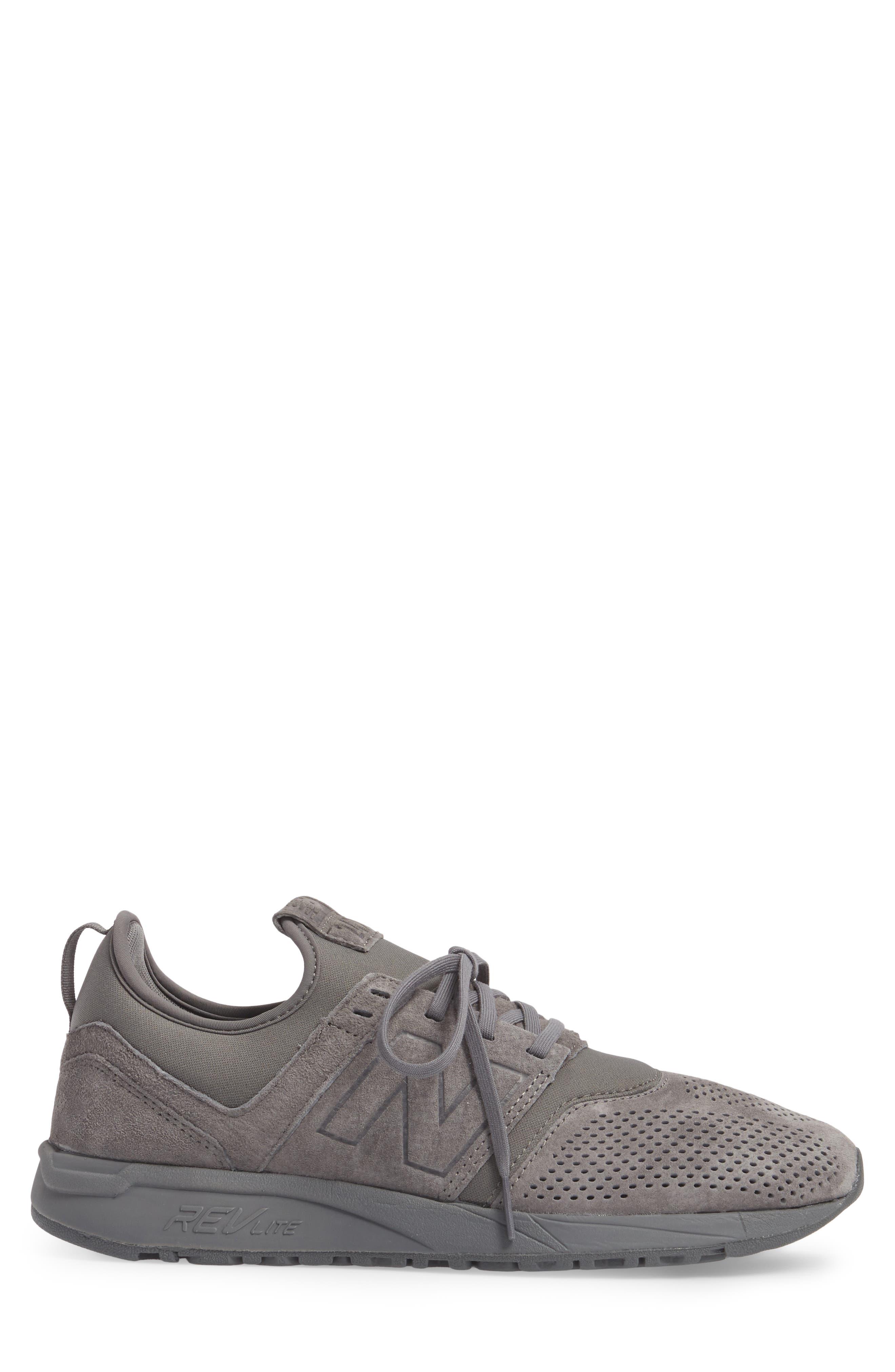 MRL247 Sneaker,                             Alternate thumbnail 3, color,                             Grey