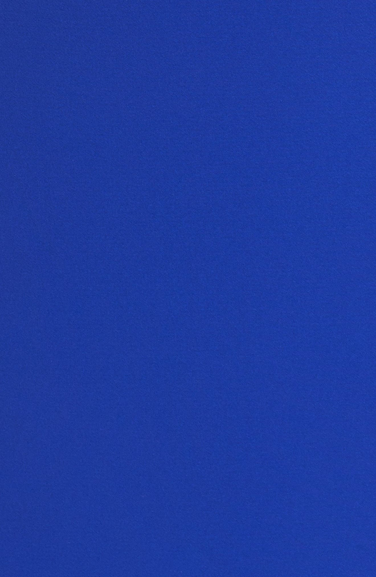 Blair Sheath Dress,                             Alternate thumbnail 5, color,                             Cobalt