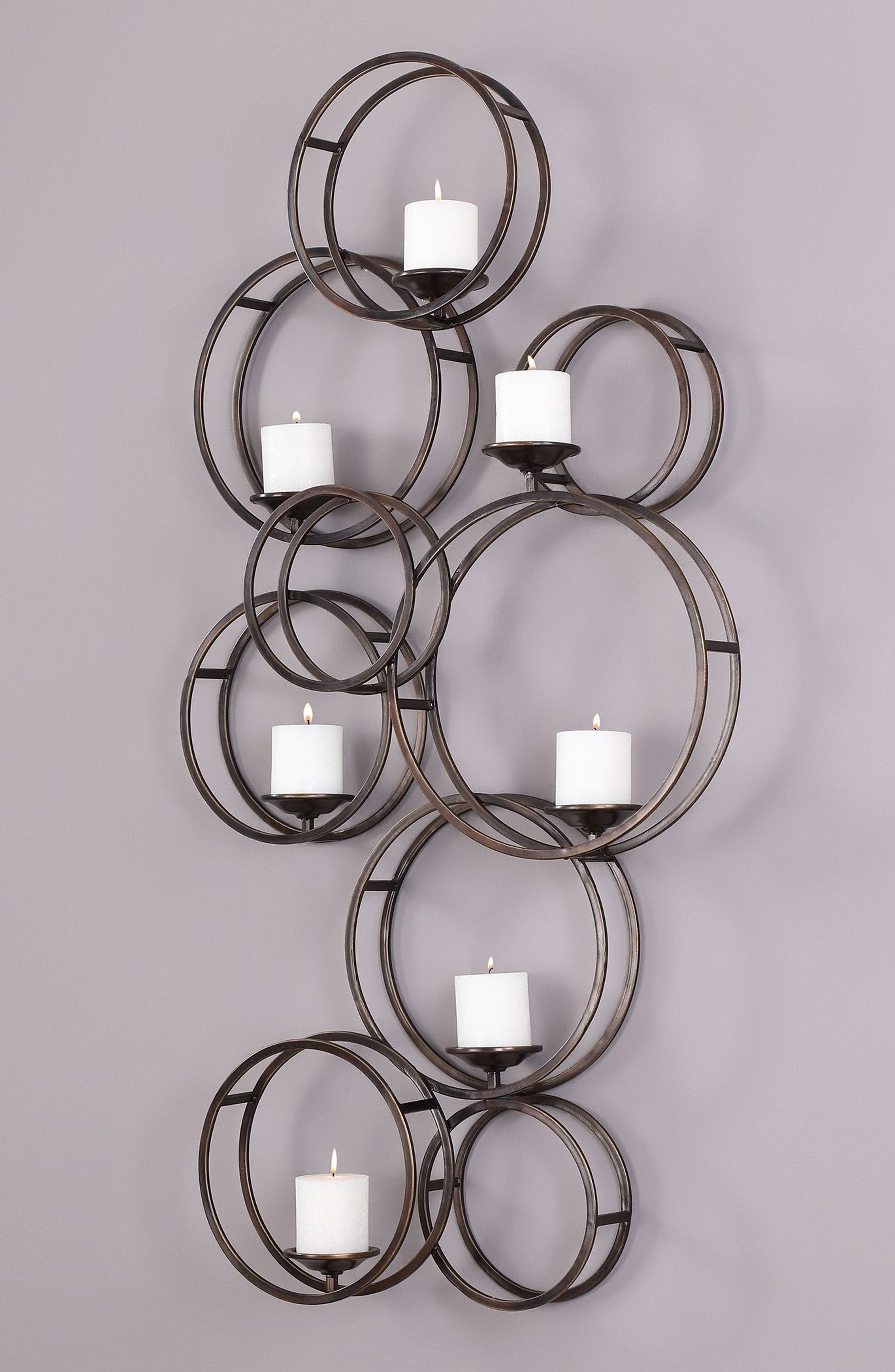 Alternate Image 2  - Uttermost Liya Wall Sconce