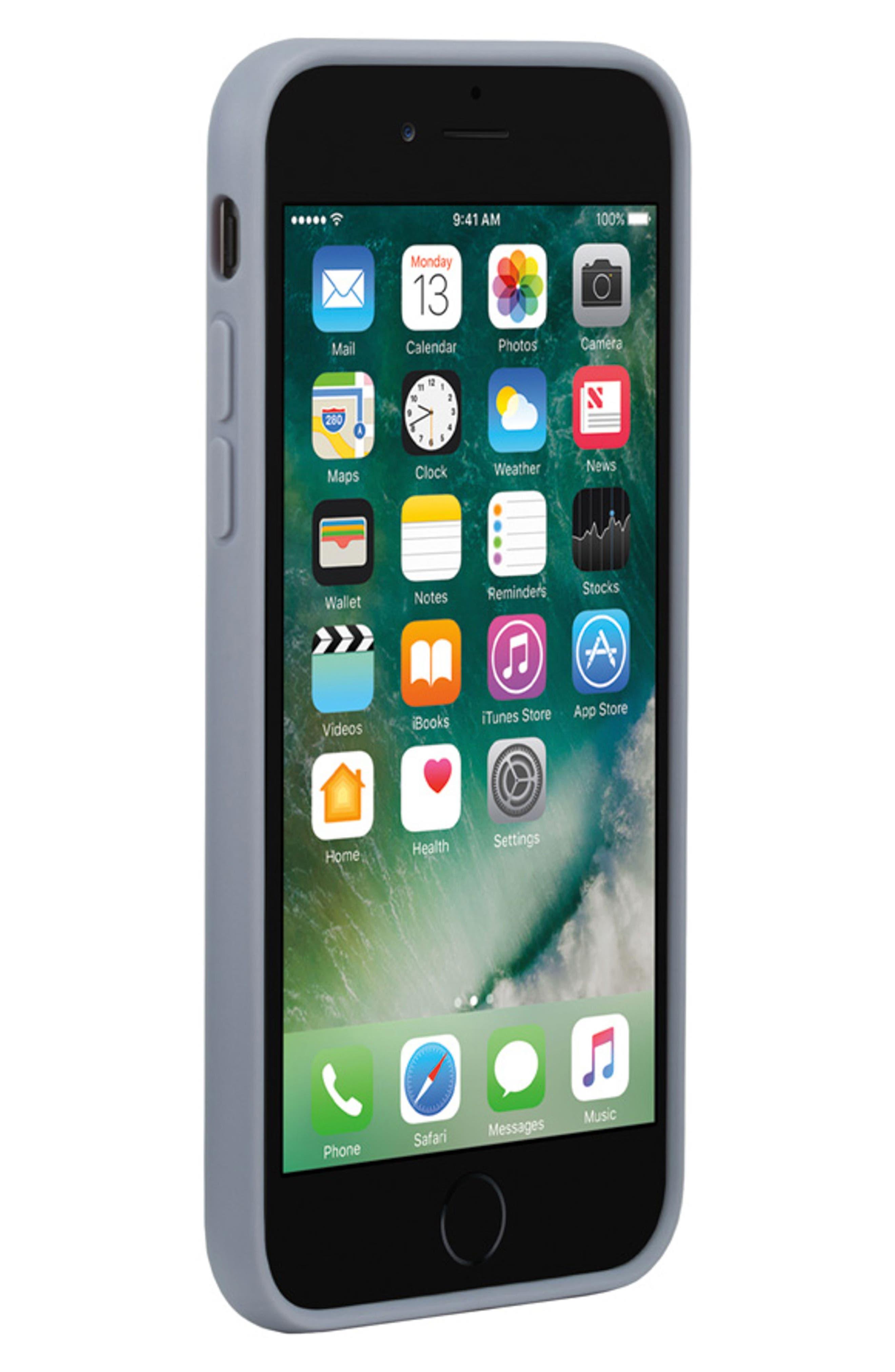 Pop Case Tint iPhone 7/8 Case,                             Alternate thumbnail 5, color,                             Lavender