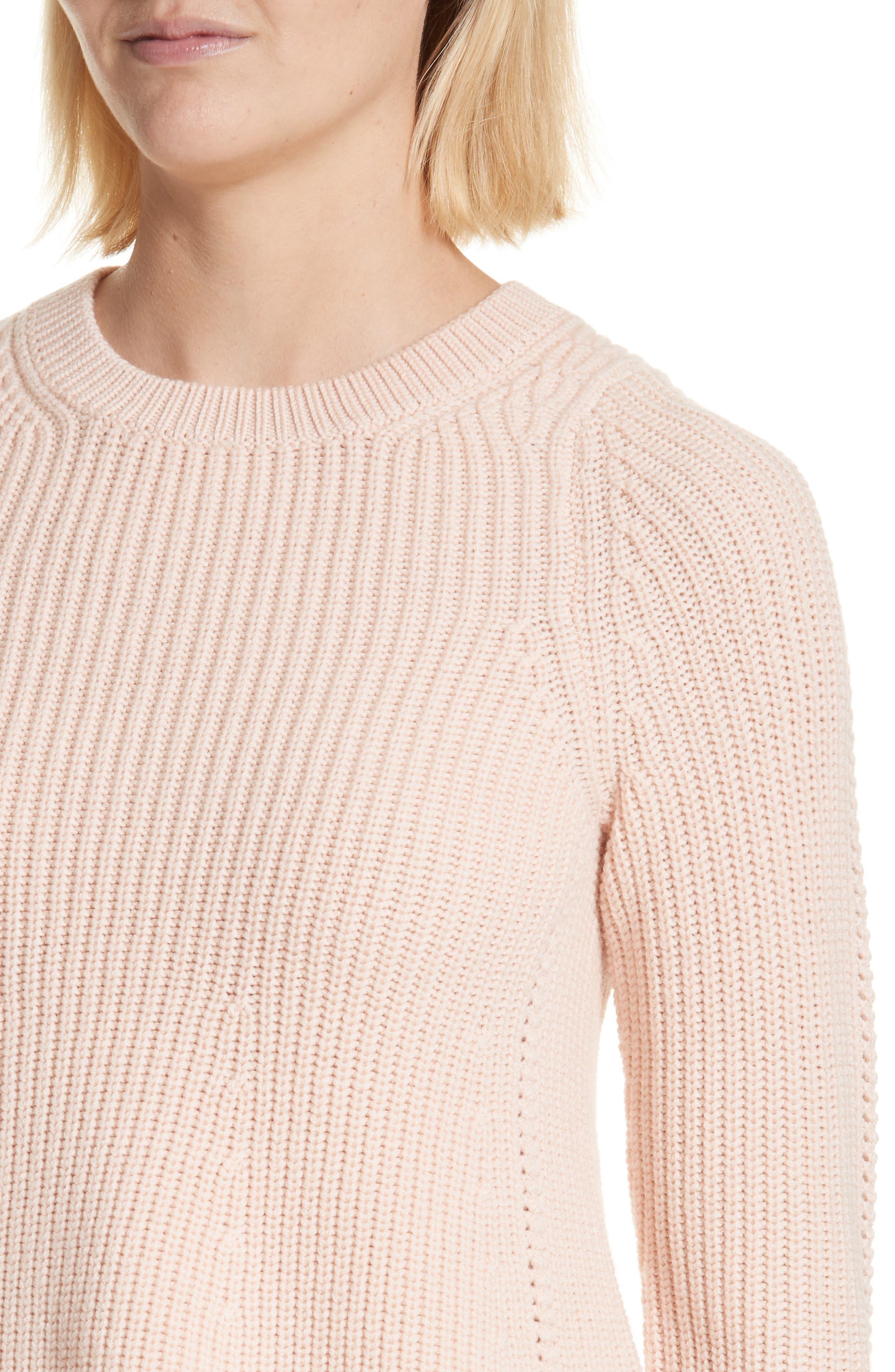 Alternate Image 4  - GREY Jason Wu Wool Trapeze Sweater