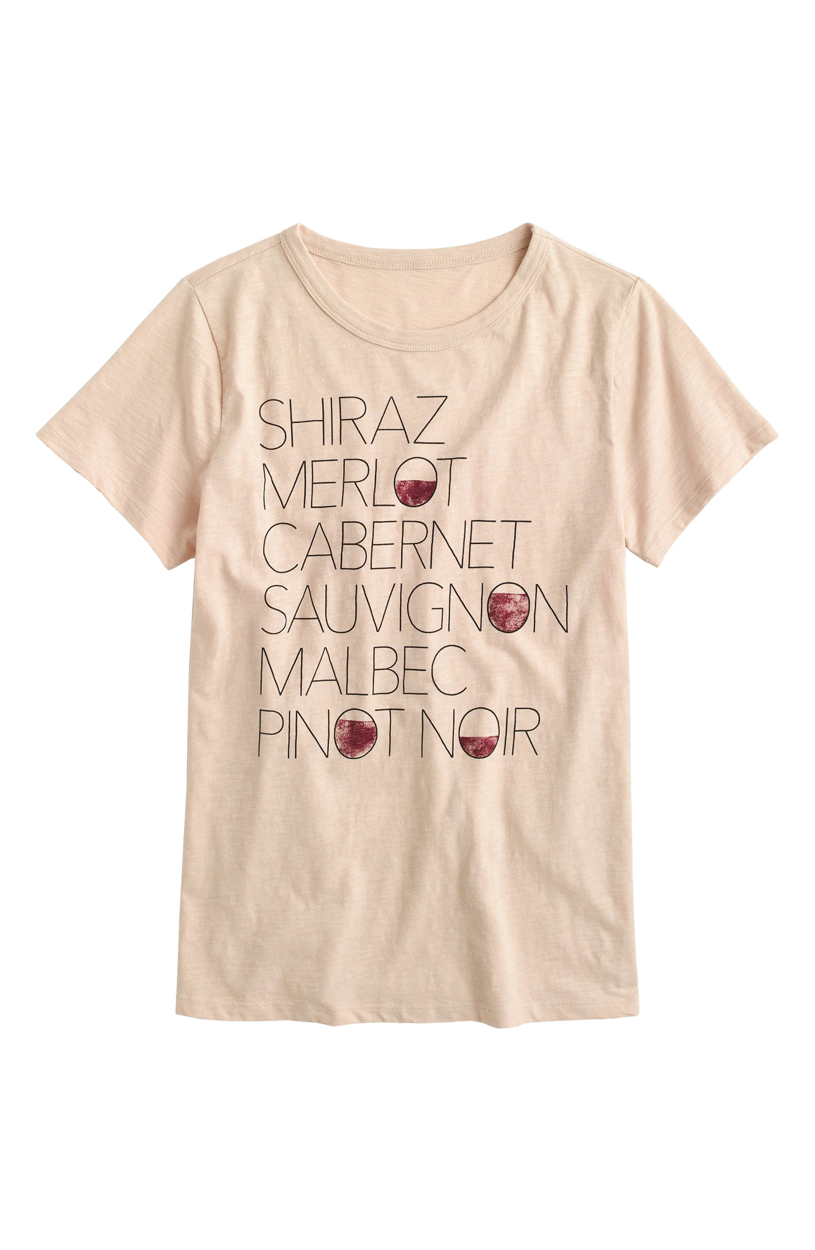 Alternate Image 3  - J.Crew Shiraz Tee