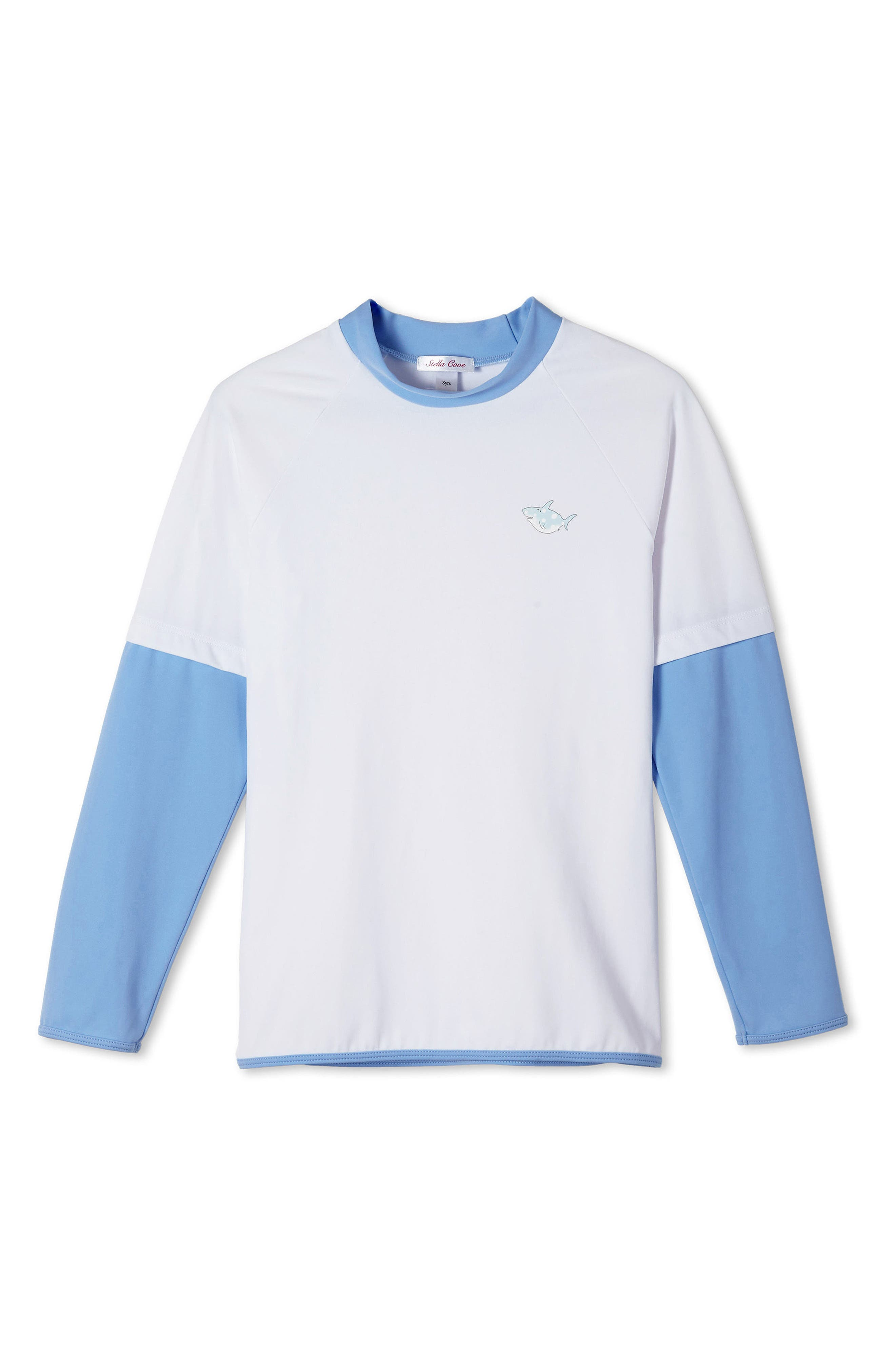 Stella Cove Shark Rashguard (Toddler Boys & Little Boys)