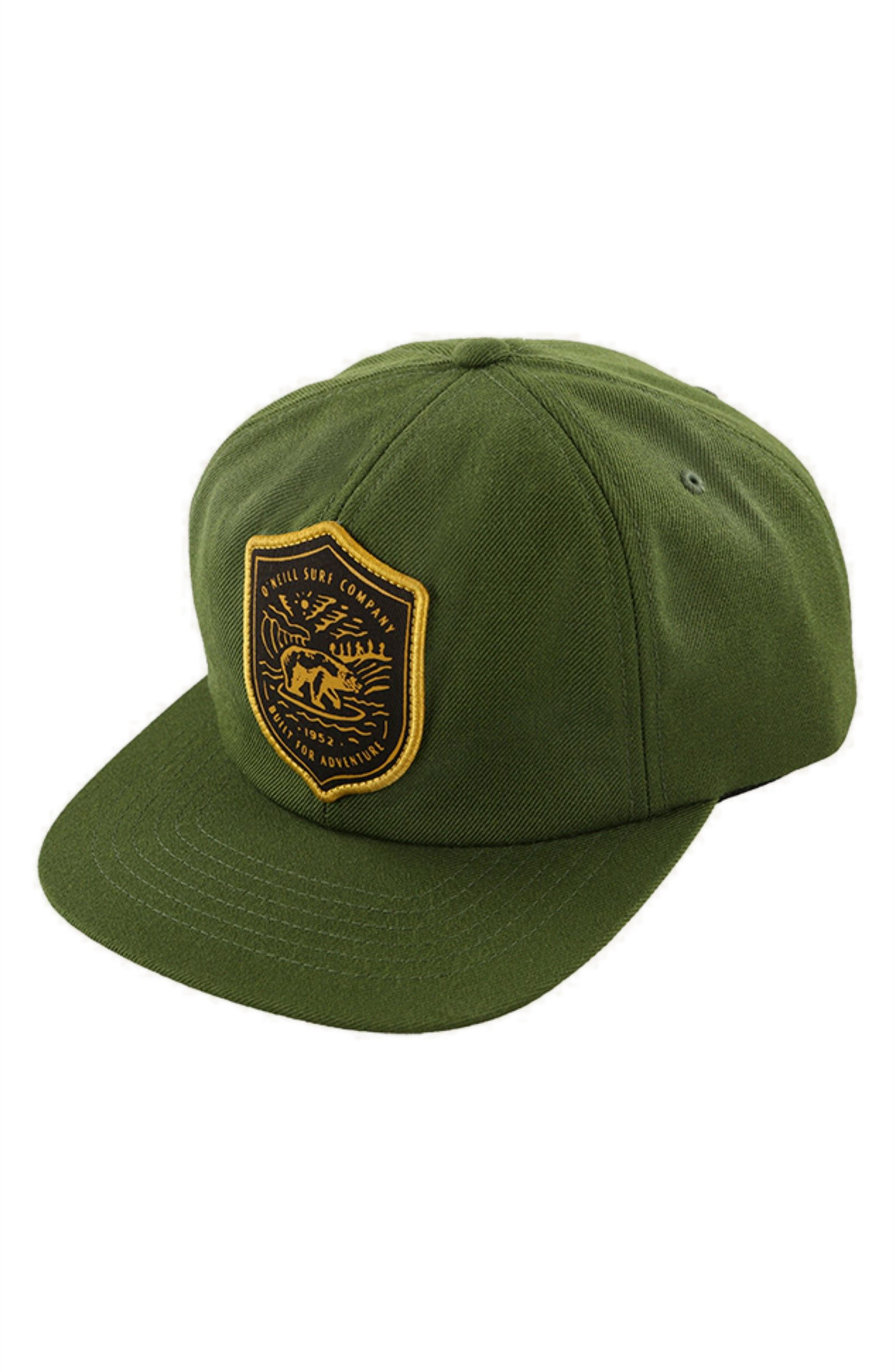 Ridgecrest Cap,                         Main,                         color, Army Green