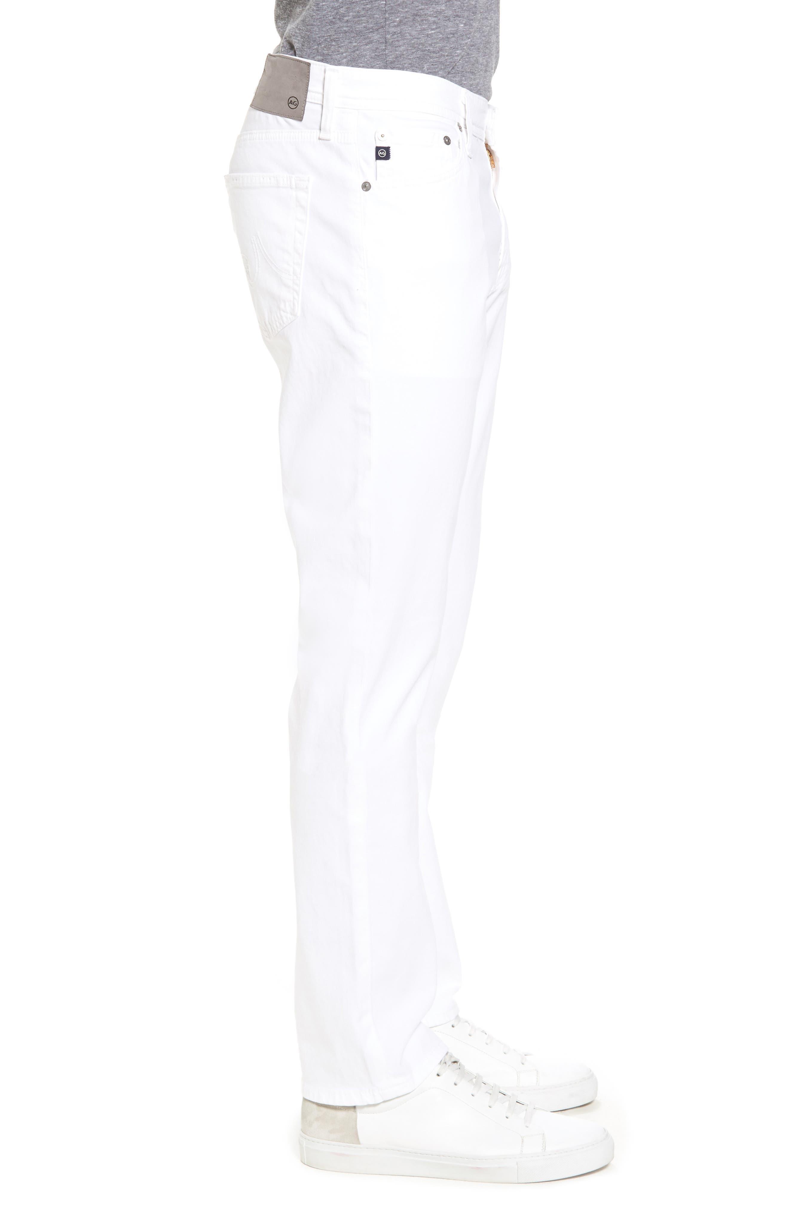 Alternate Image 3  - AG Everett SUD Slim Straight Fit Pants