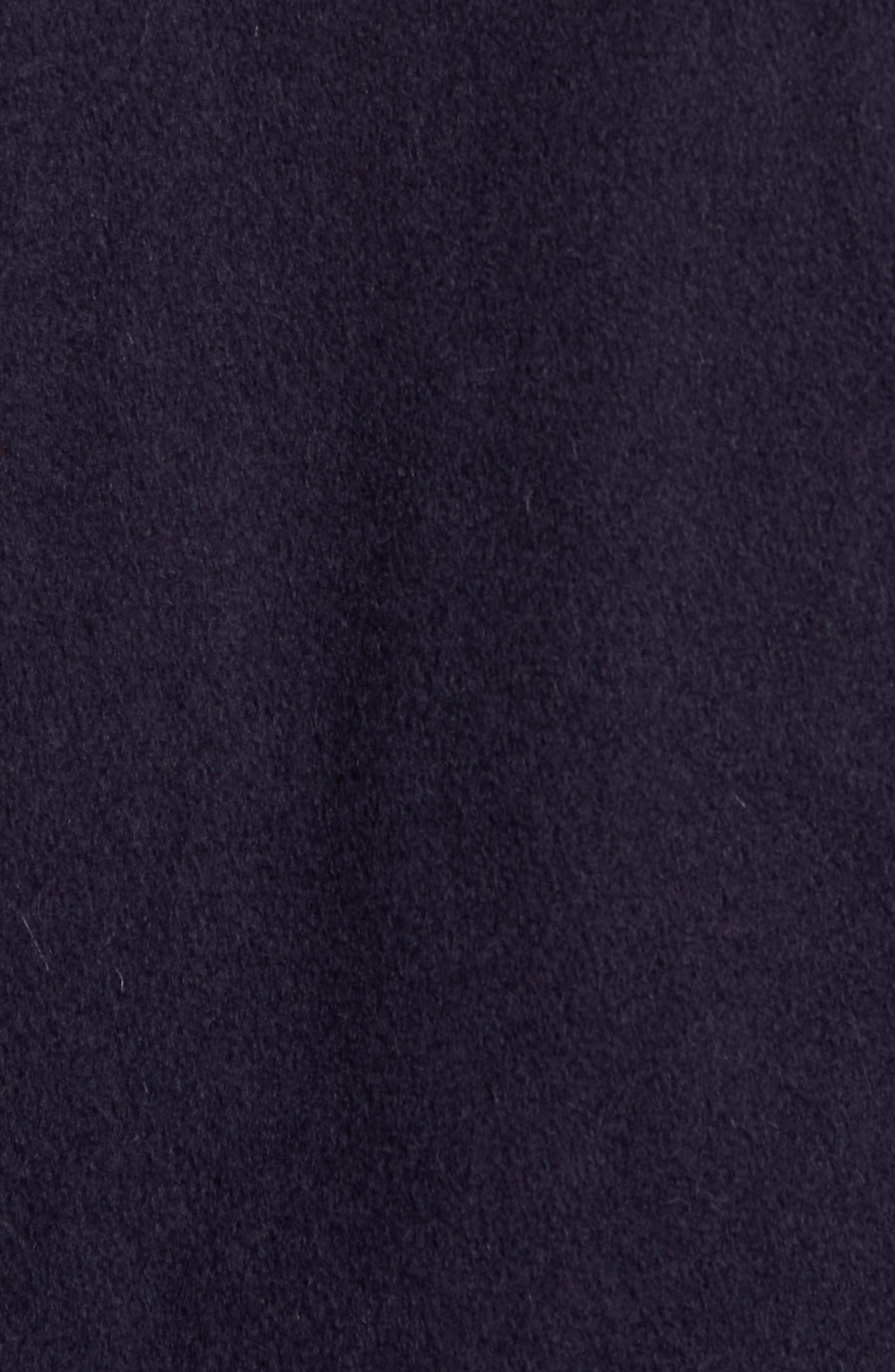 Classic Varsity Jacket,                             Alternate thumbnail 5, color,                             Navy