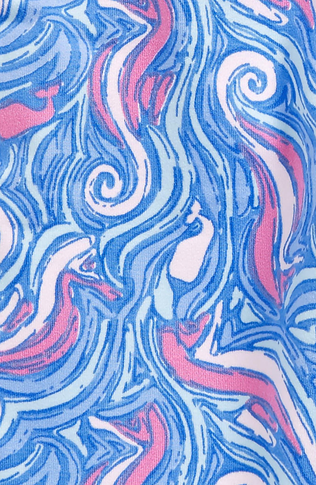 Alternate Image 2  - vineyard vines Swirly Seahorse Leggings (Toddler Girls)