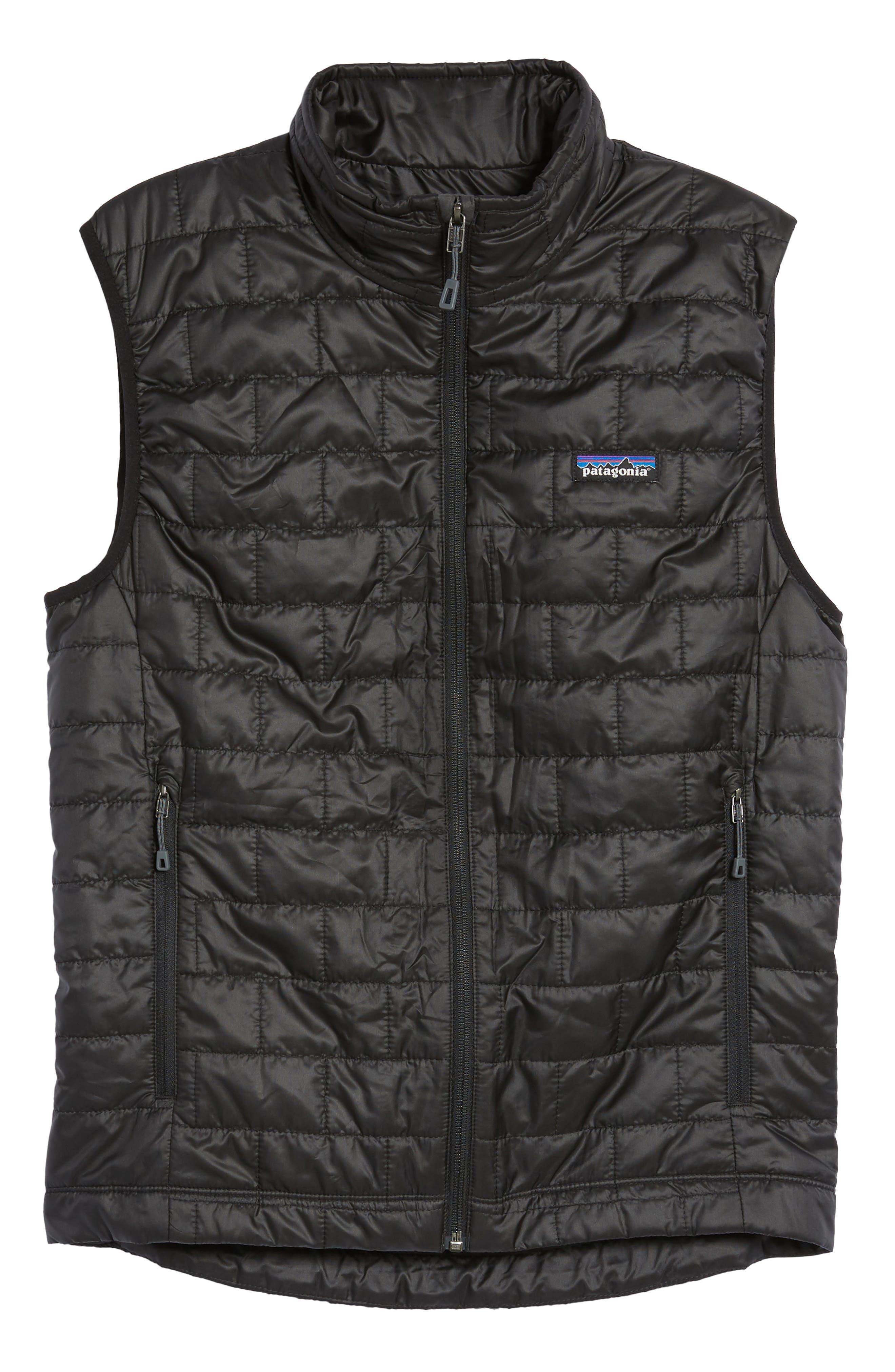Nano Puff<sup>®</sup> Vest,                             Alternate thumbnail 6, color,                             Black