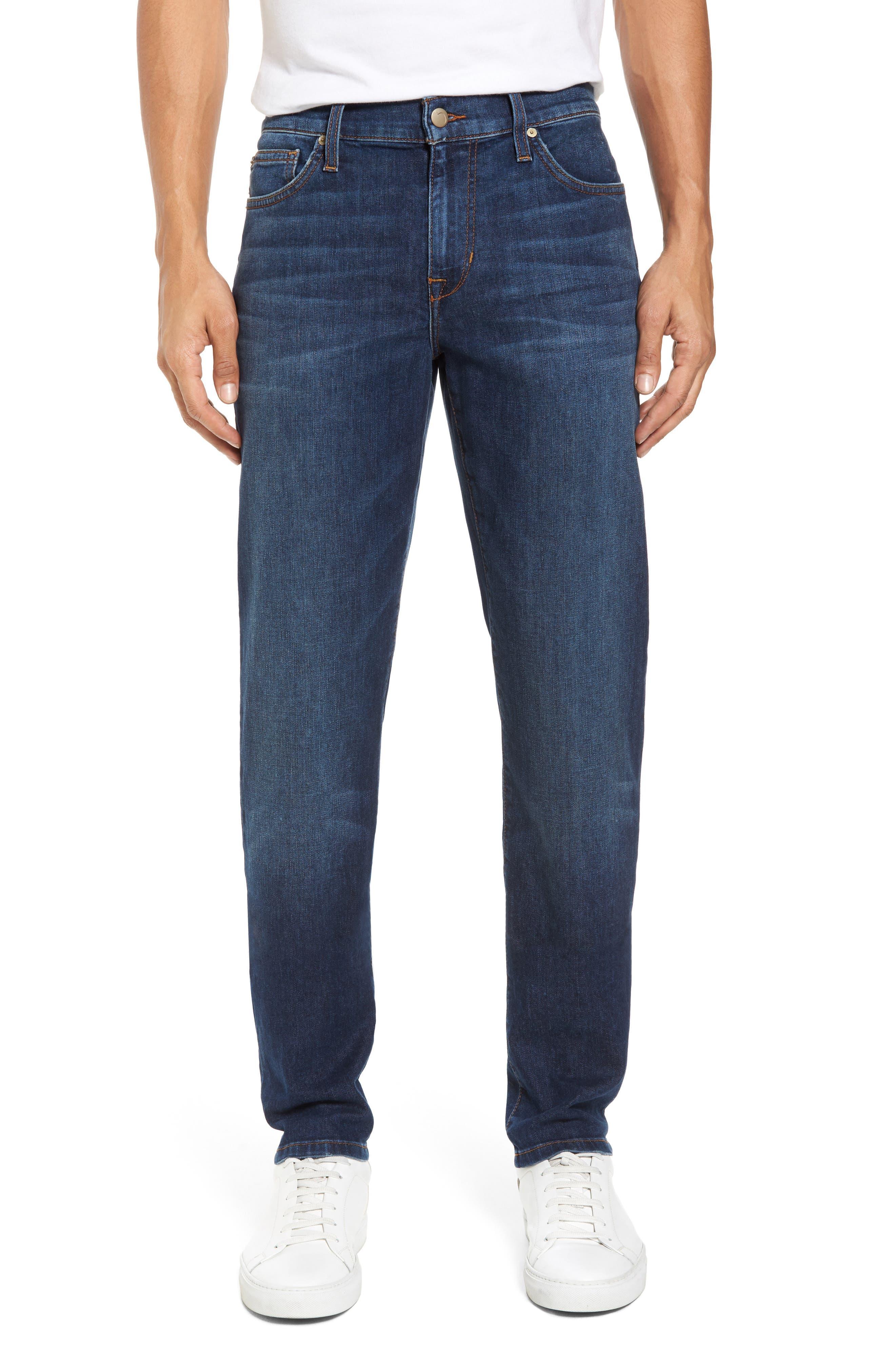 Slim Fit Jeans,                         Main,                         color, Yates