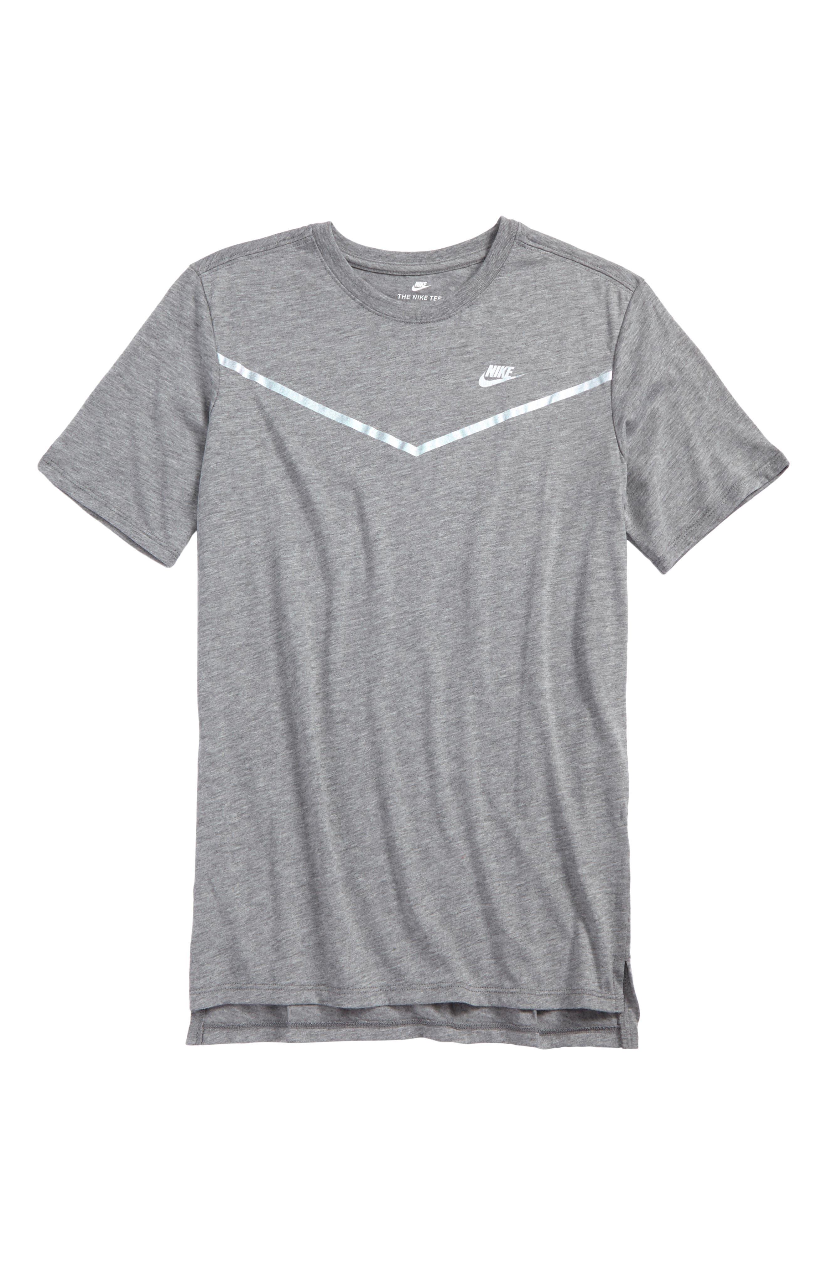 Alternate Image 1 Selected - Nike Dry Futura T-Shirt (Little Boys & Big Boys)