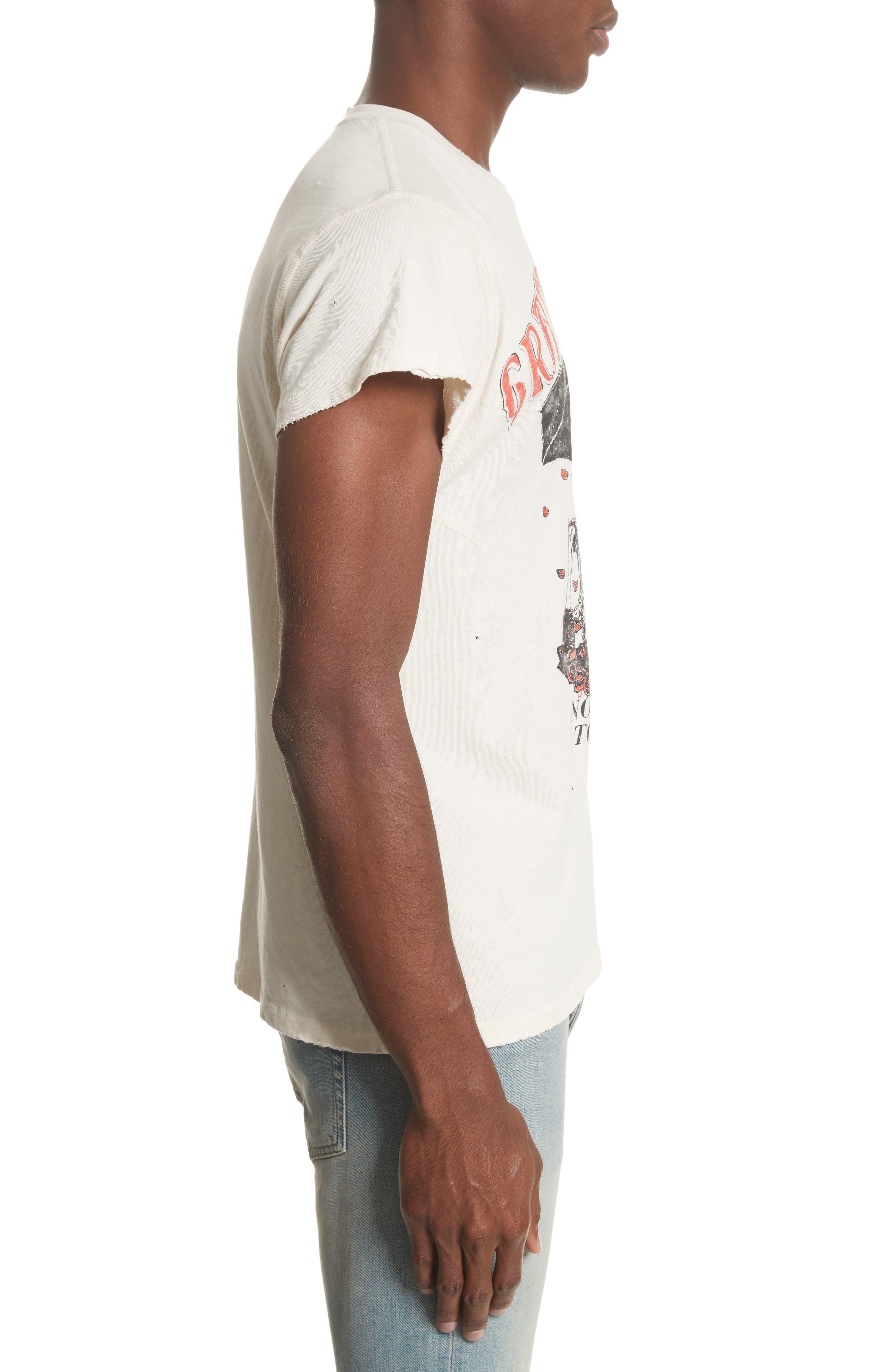 Alternate Image 3  - MadeWorn Grateful Dead Skeleton Graphic T-Shirt