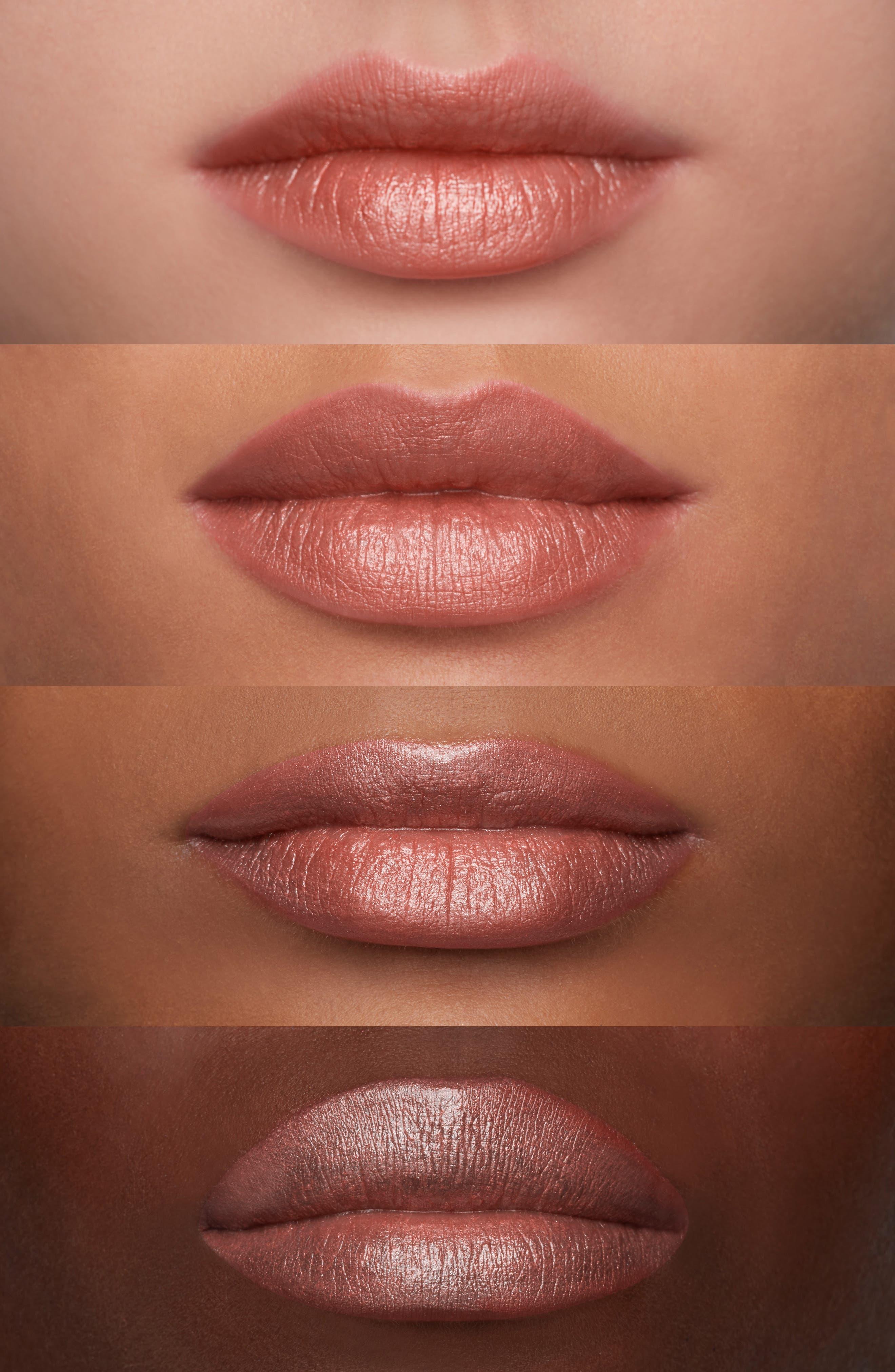 Alternate Image 4  - MAC Snow Ball Pink Mini Lipstick Kit ($35 Value)