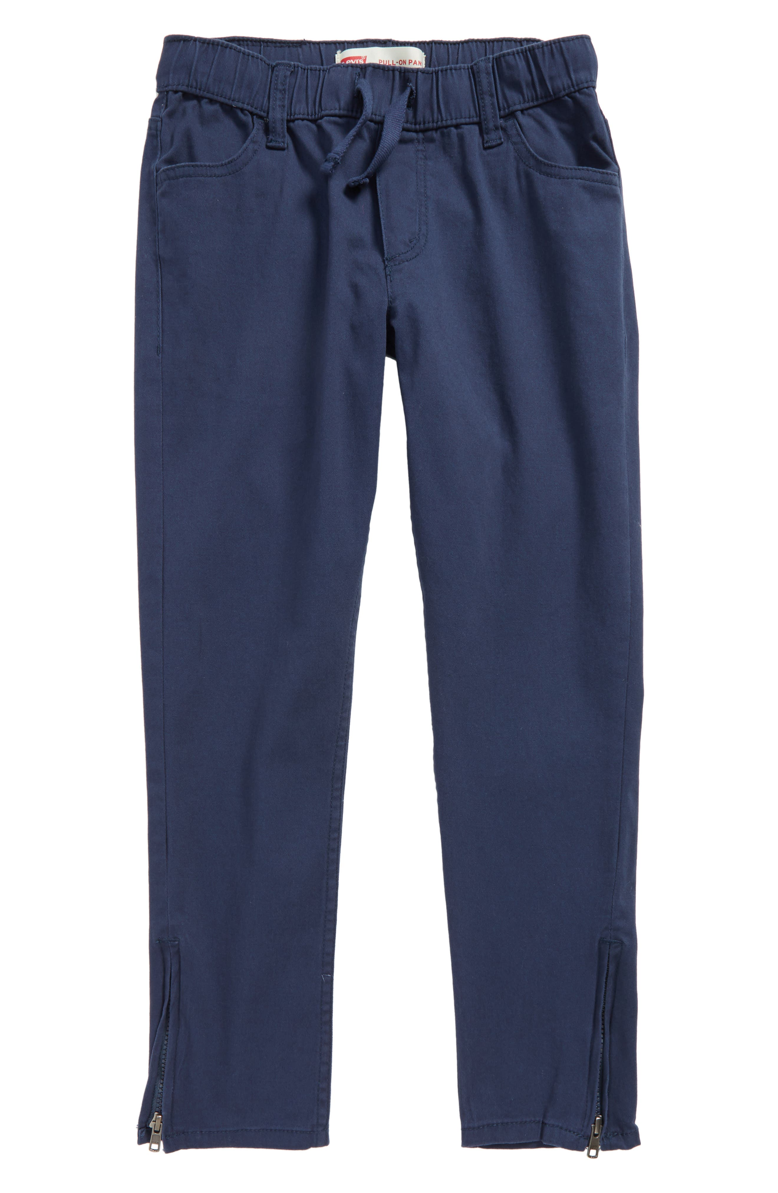 Levi's® Zip Cuff Pull-On Pants (Big Boys)