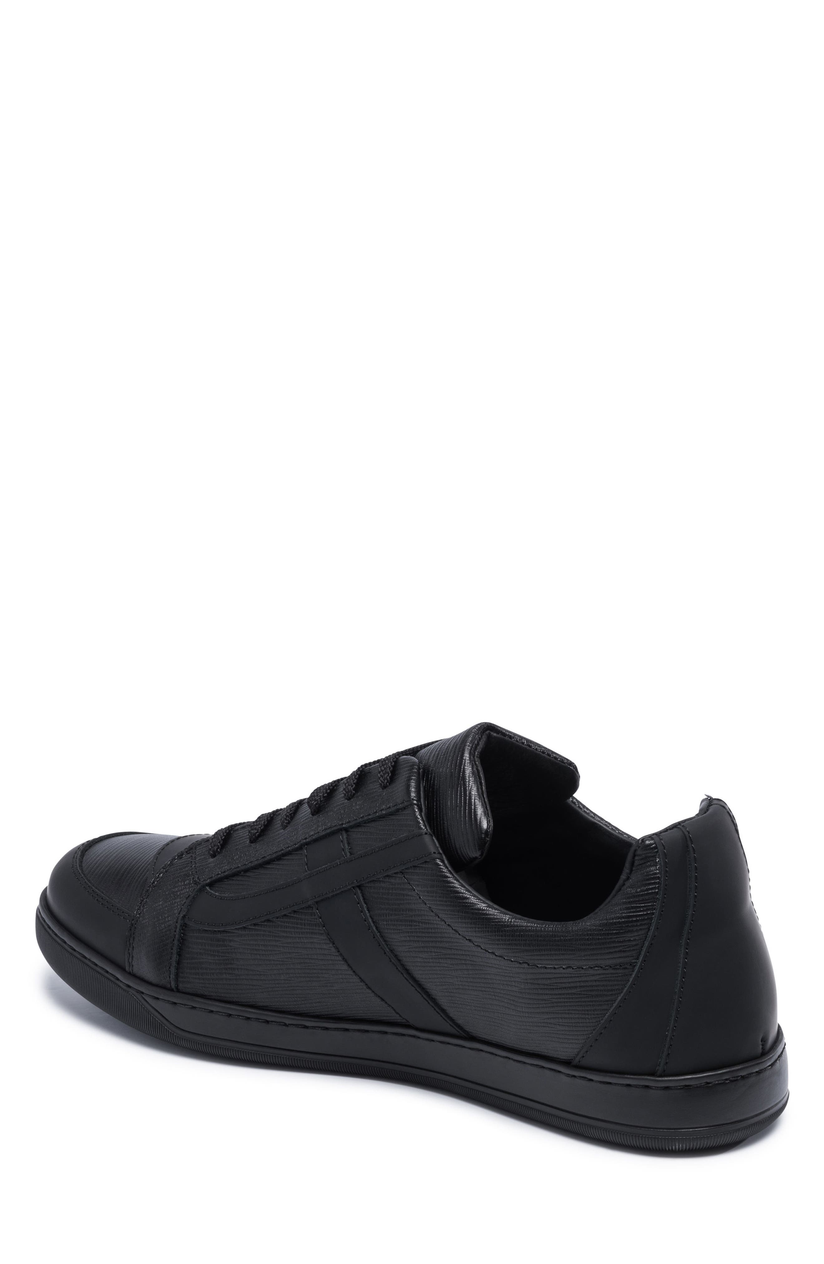 Novecento Sneaker,                             Alternate thumbnail 2, color,                             Navy Leather