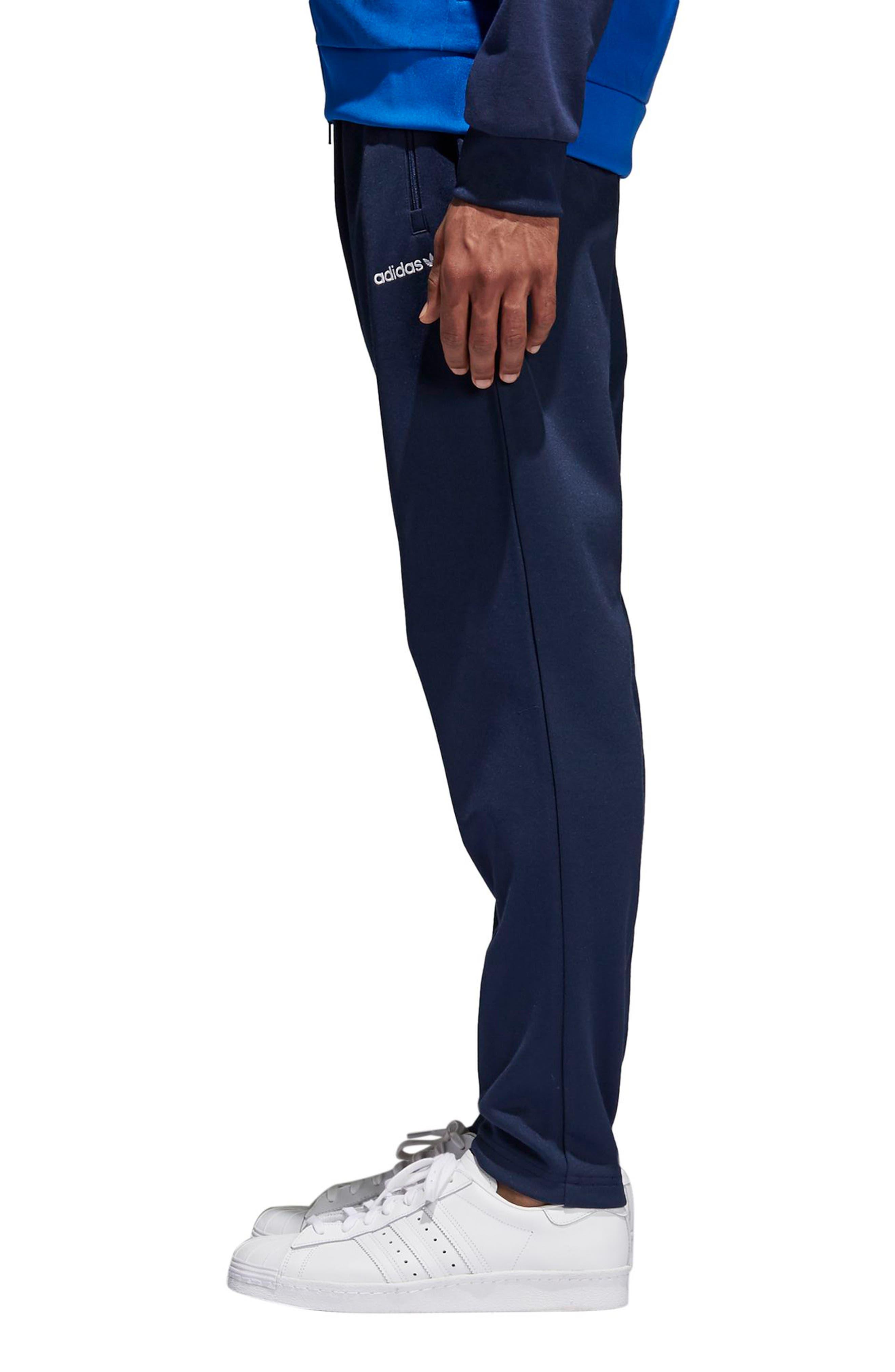 Originals Training Pants,                             Alternate thumbnail 3, color,                             Collegiate Navy