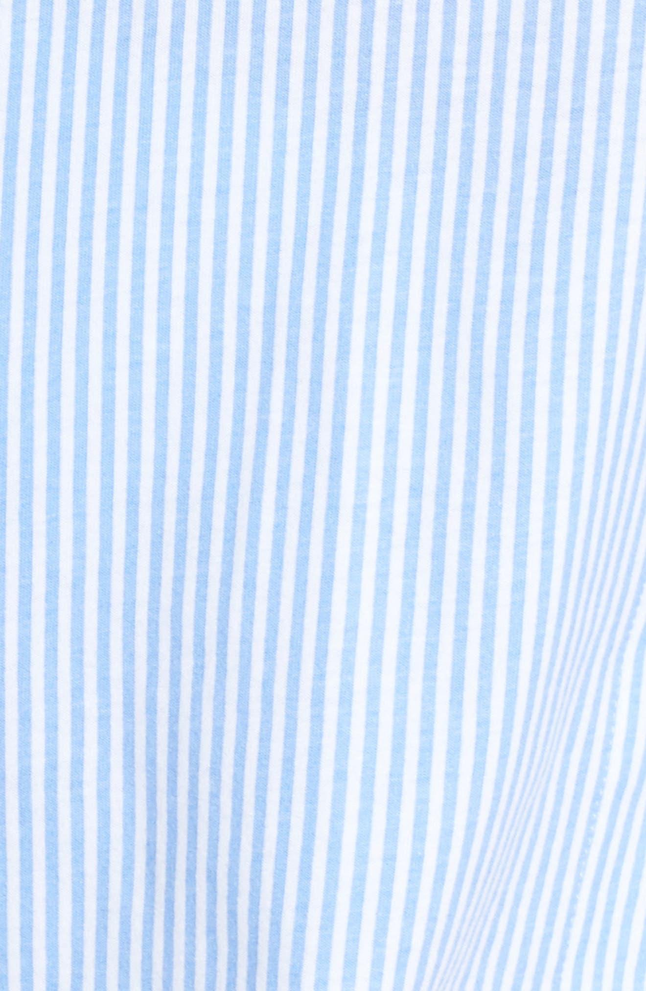 Alternate Image 6  - Lauren Ralph Lauren Bermuda Pajamas (Plus Size)