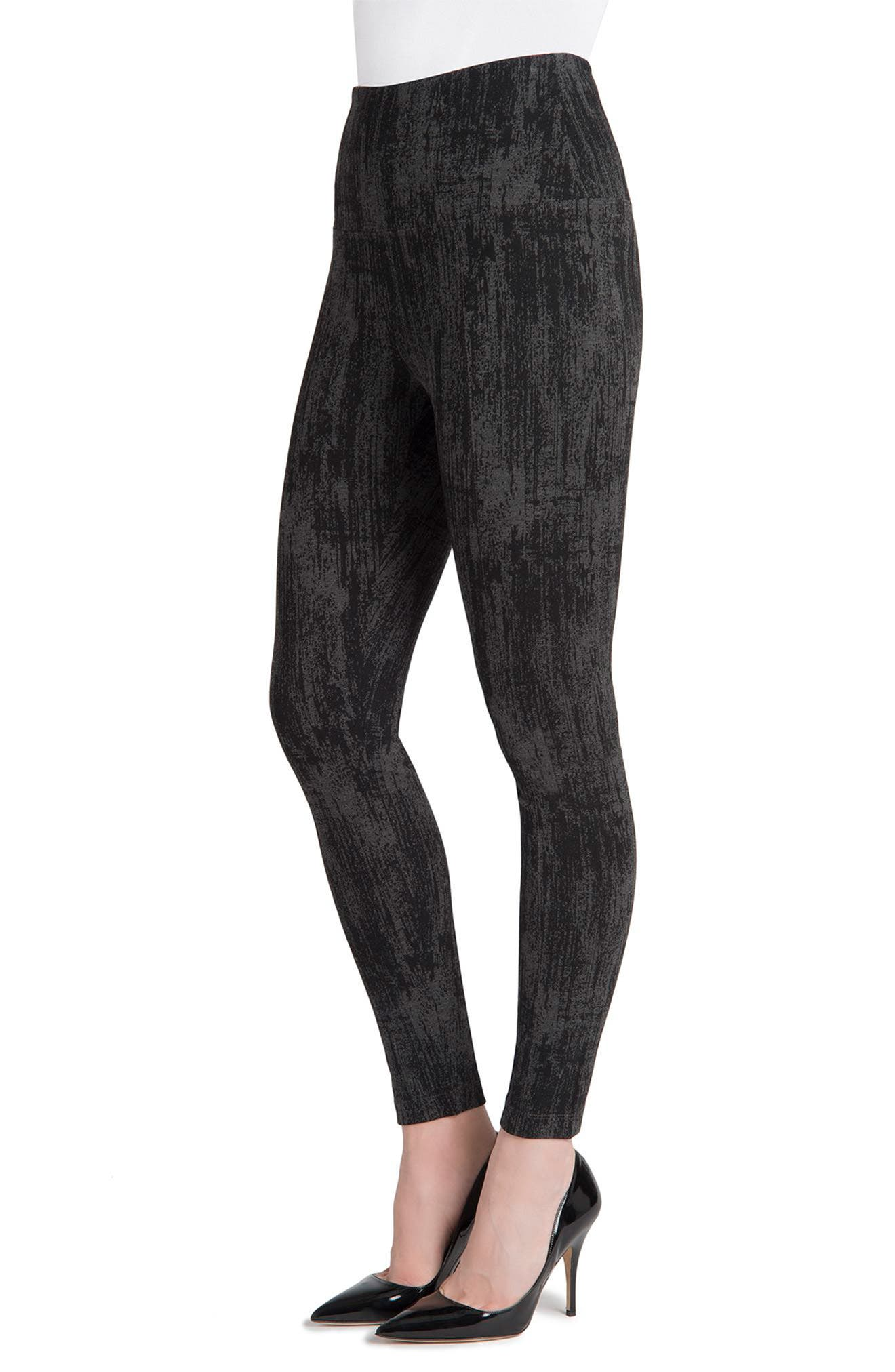 Alternate Image 3  - Lyssé Center Seam Ponte Leggings