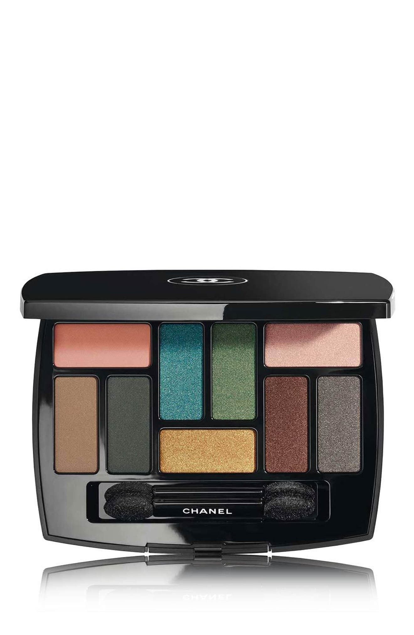 EDITION No. 1 AFFRESCO LES 9 OMBRES<br />Multi-Effects Eyeshadow Palette,                             Main thumbnail 1, color,                             No Color