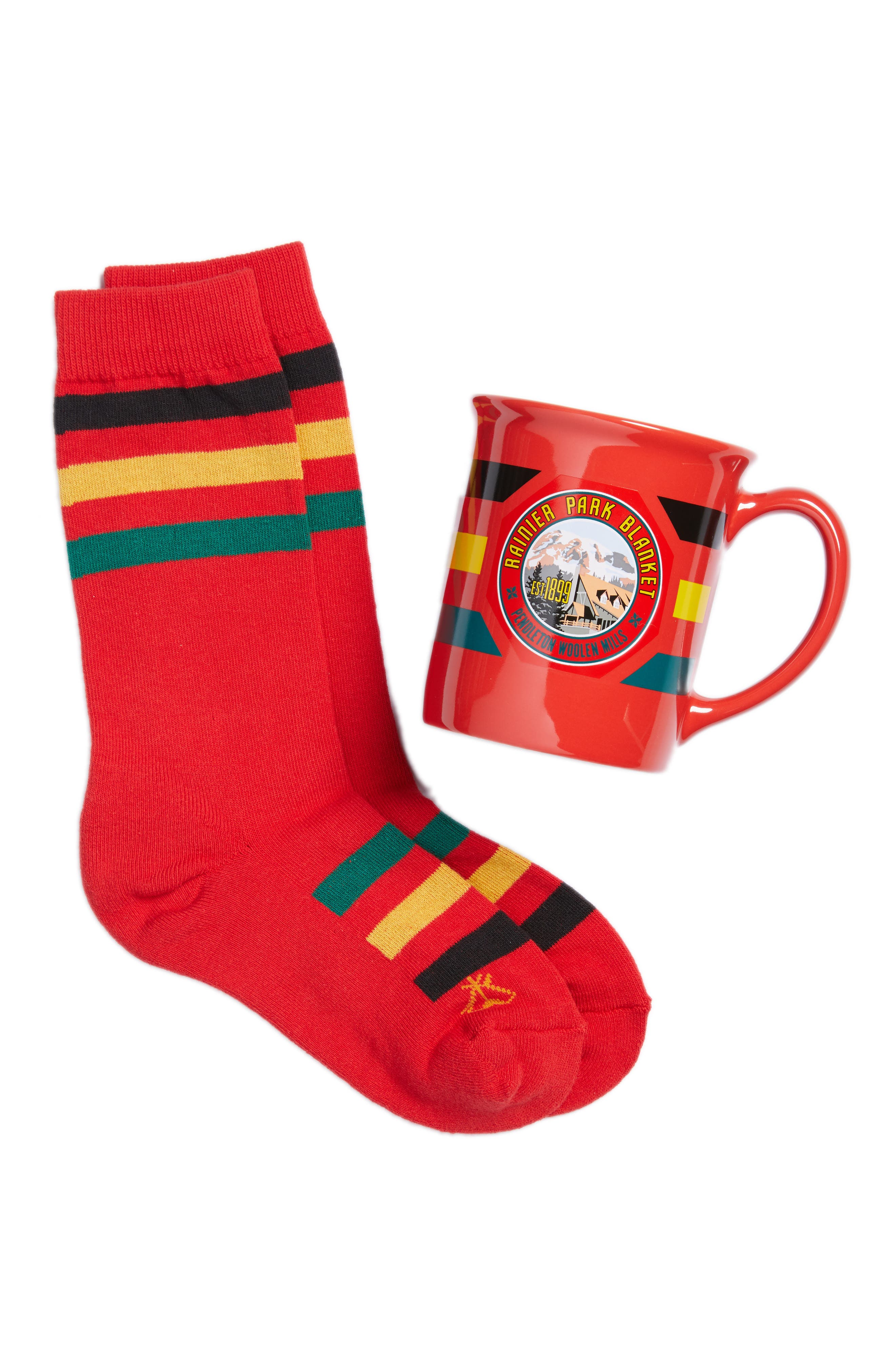 Pendleton National Park Mug & Socks Gift Set