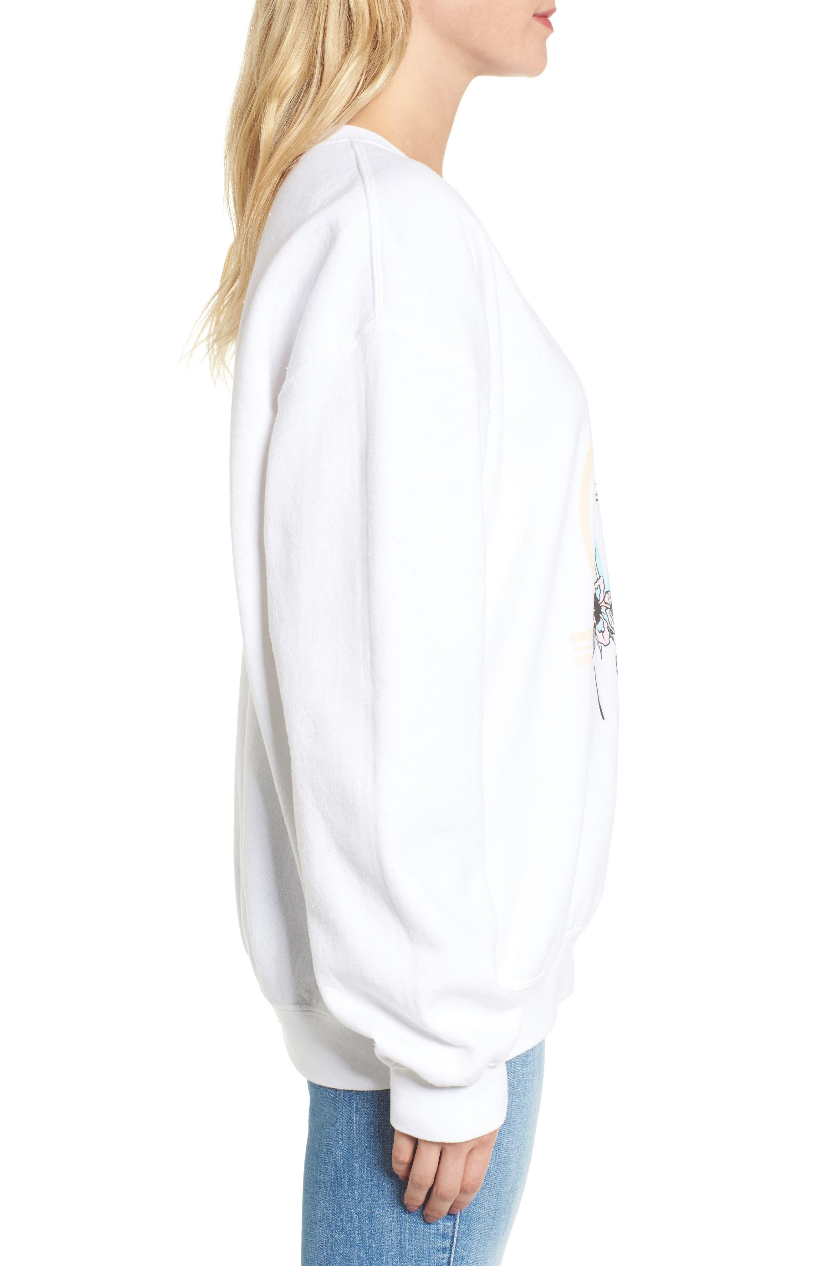 Alternate Image 3  - Junk Food Miami Sweatshirt