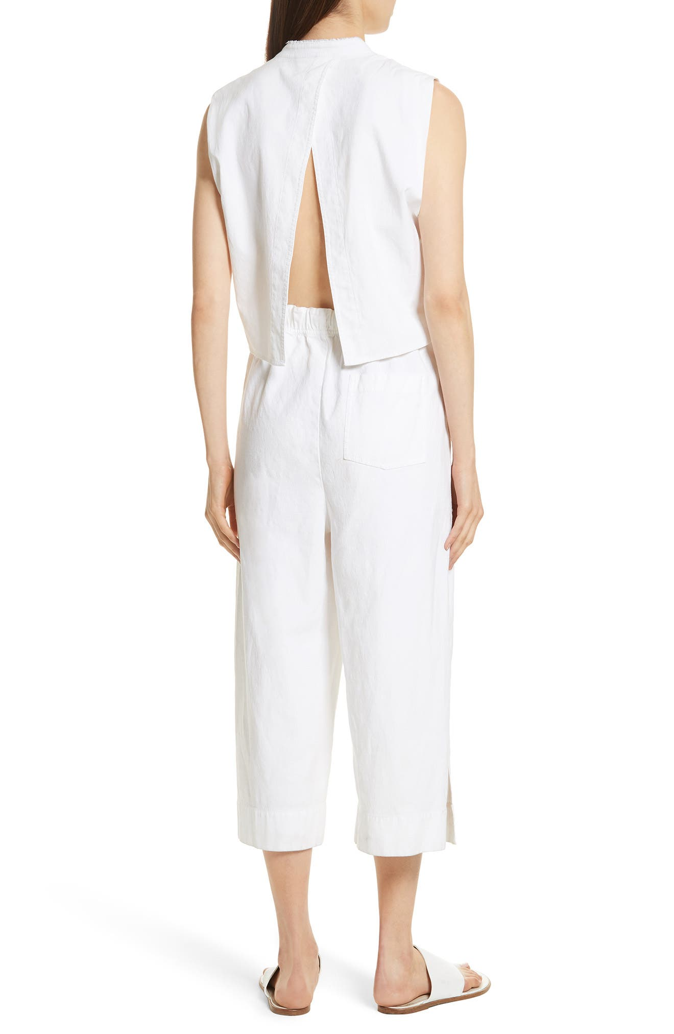 Alternate Image 2  - Vince Split Back Jumpsuit