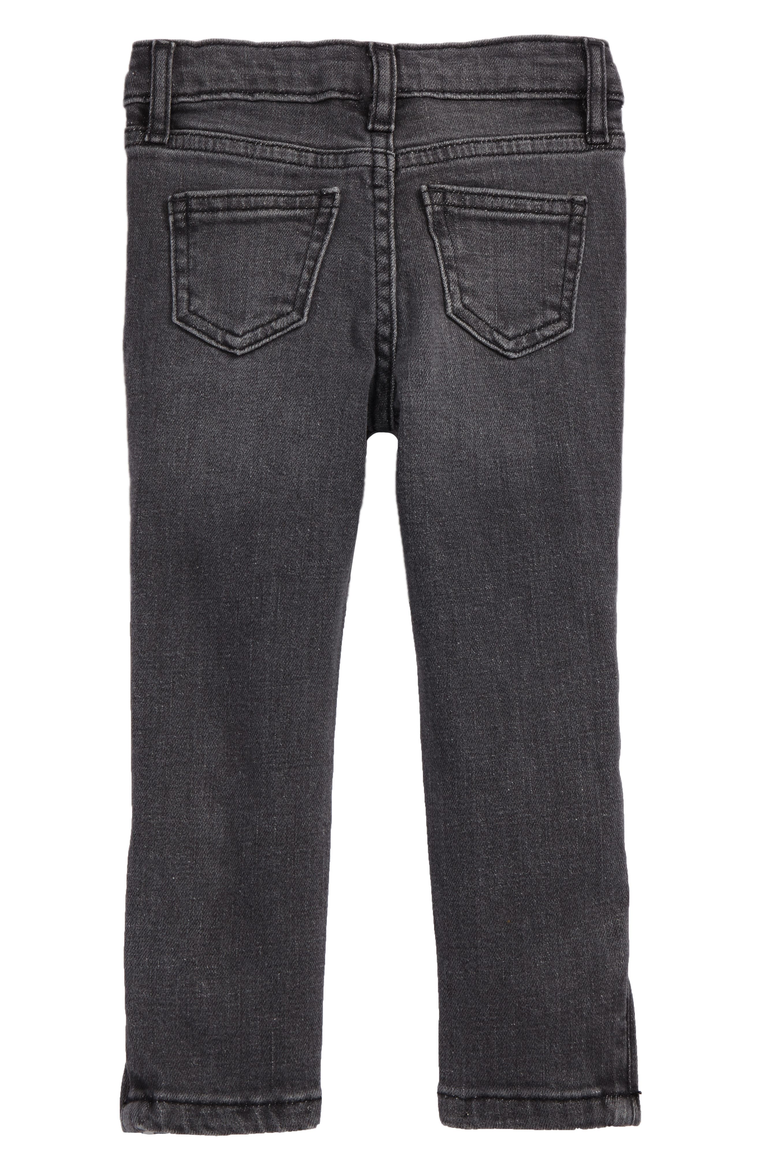 Sasha Skinny Jeans,                             Alternate thumbnail 2, color,                             Grey