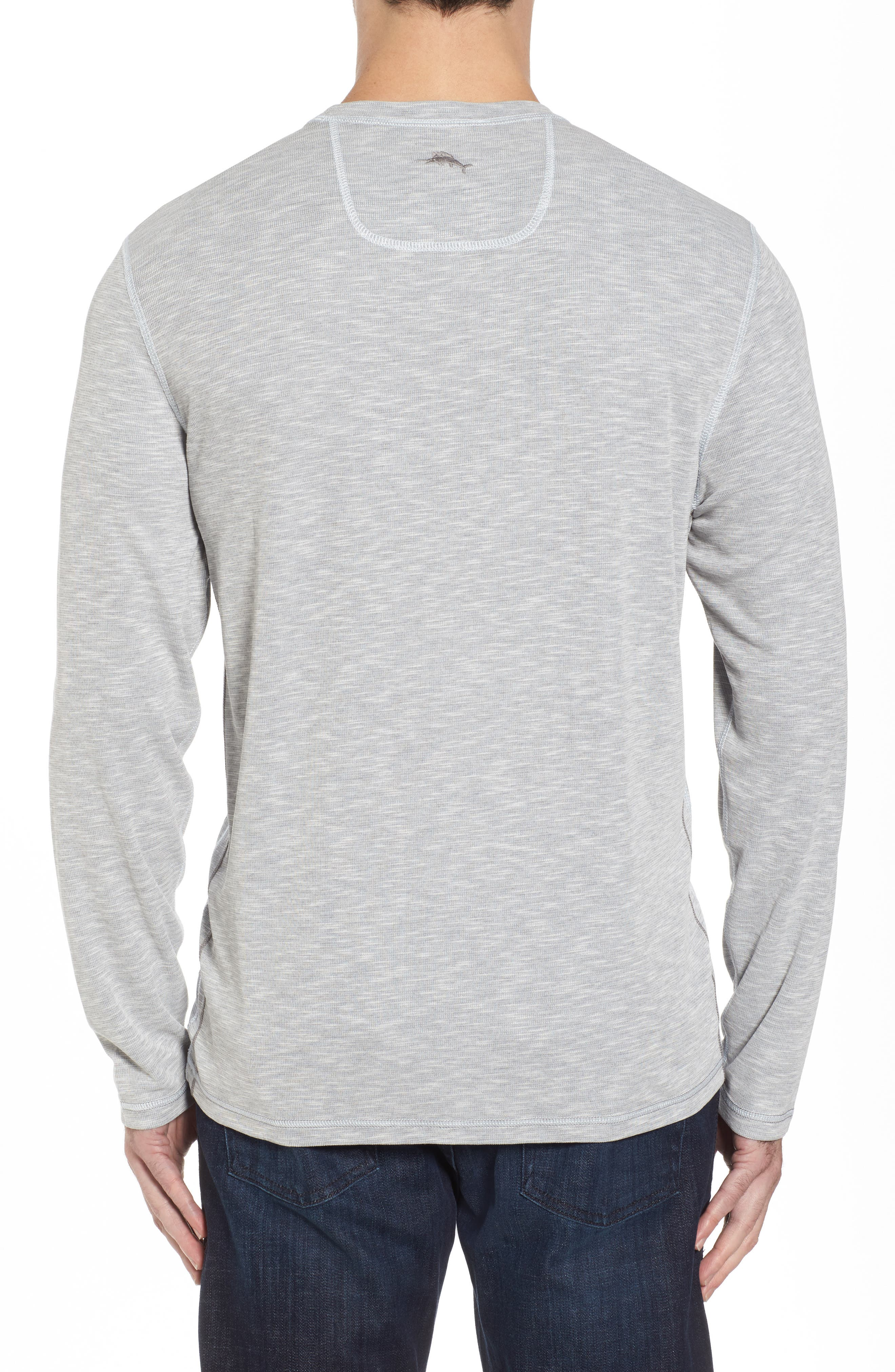 Alternate Image 3  - Tommy Bahama Flip Tide Long Sleeve T-Shirt