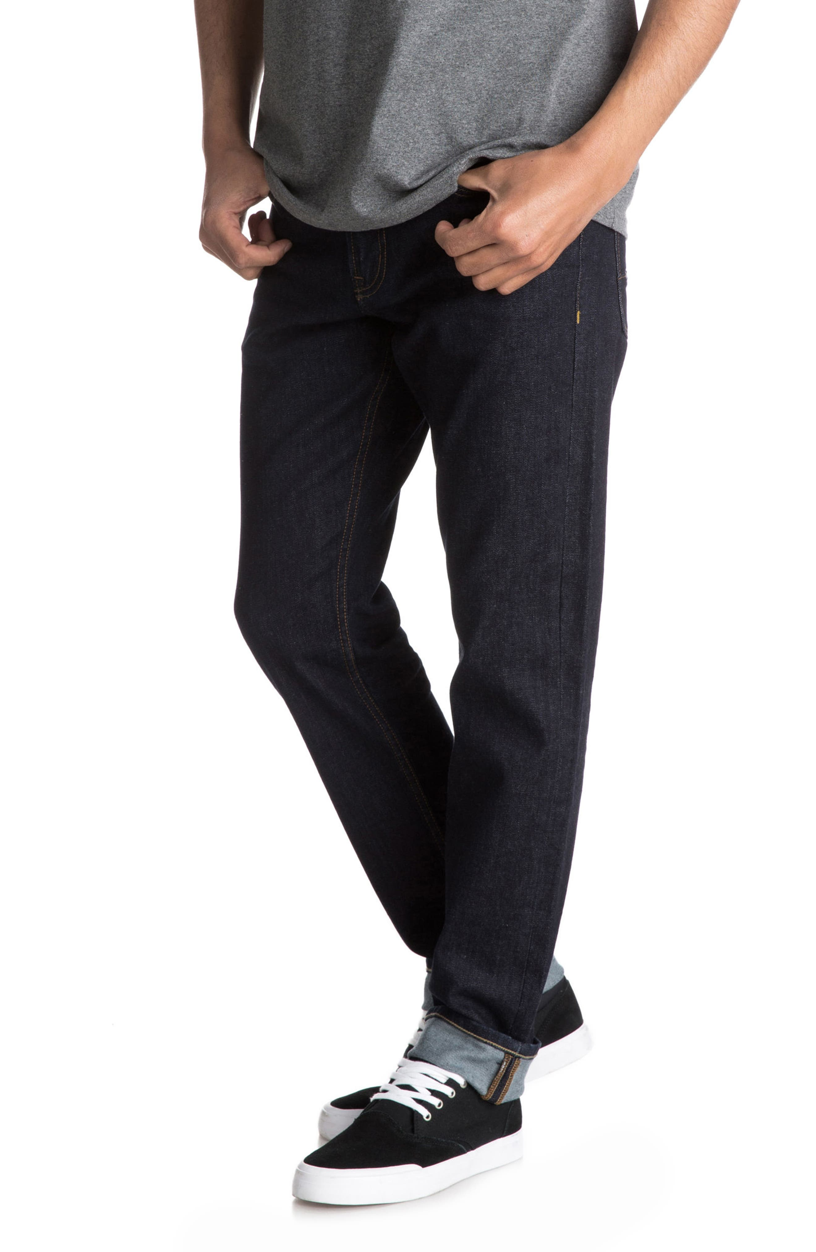 Revolver Slim Fit Jeans,                         Main,                         color, Rinse
