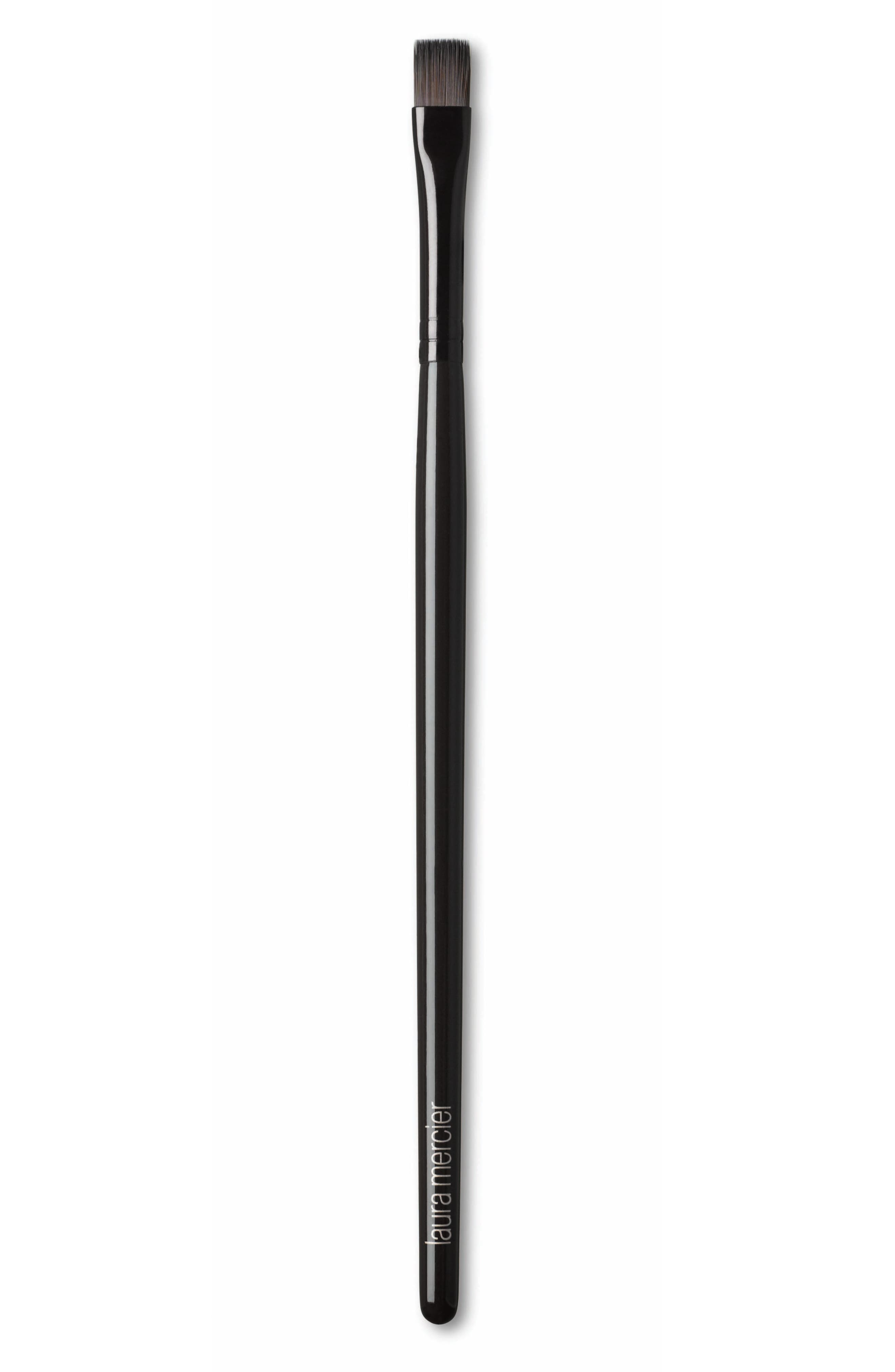 Flat Eyeliner Brush,                             Main thumbnail 1, color,                             No Color