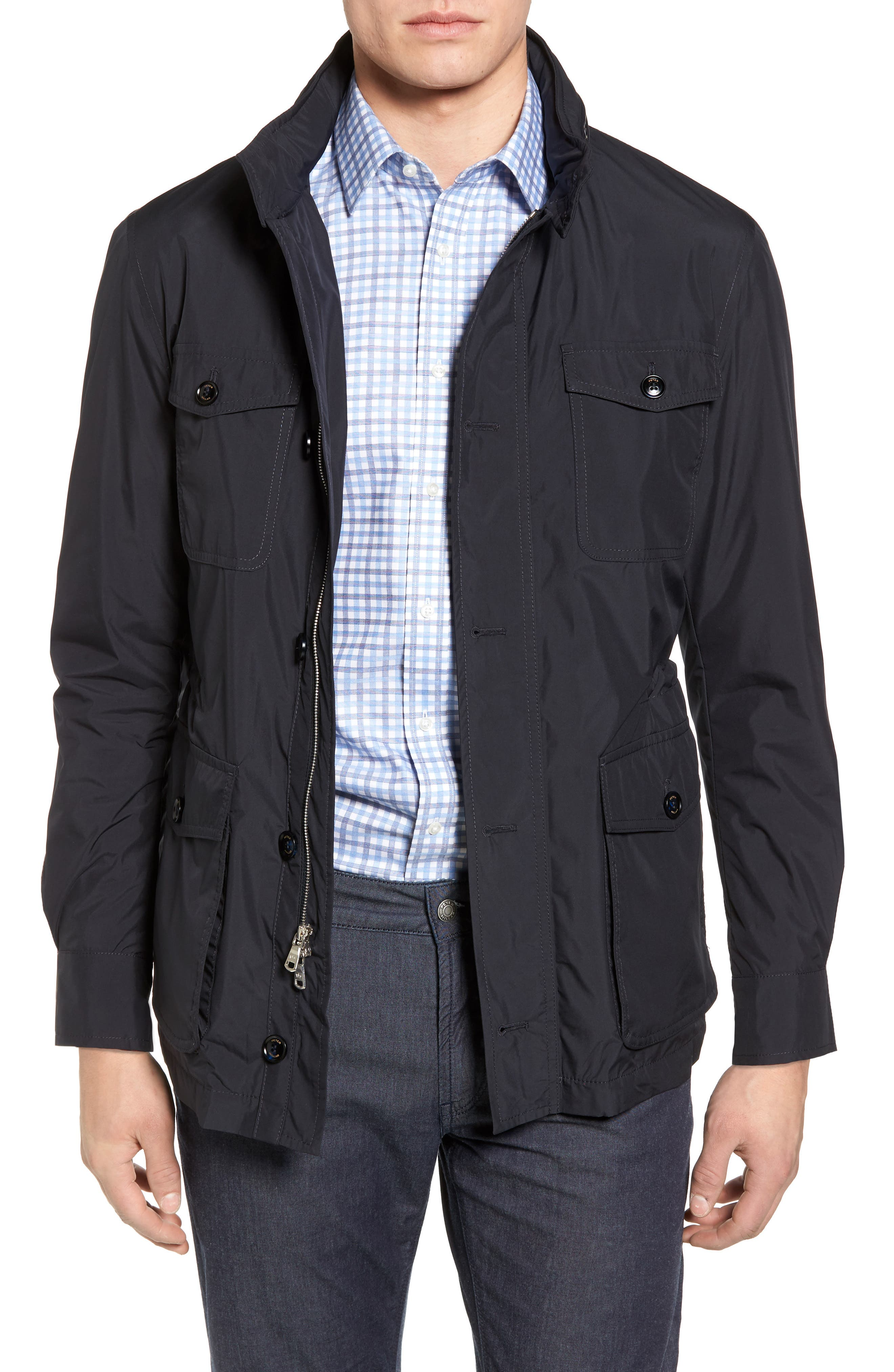 Main Image - Peter Millar Collection All Weather Discovery Jacket
