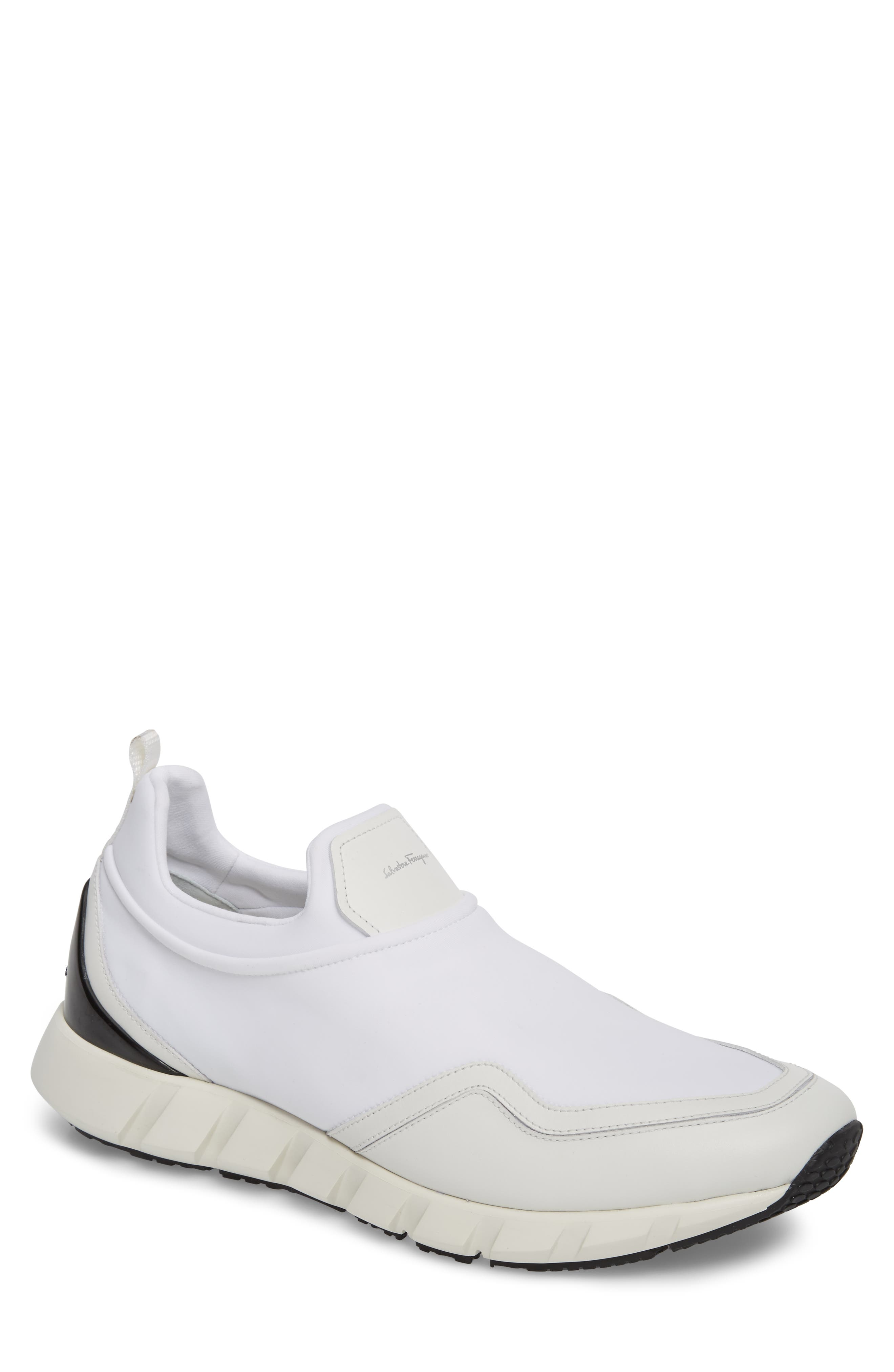 Columbia Slip-On,                         Main,                         color, Bianco