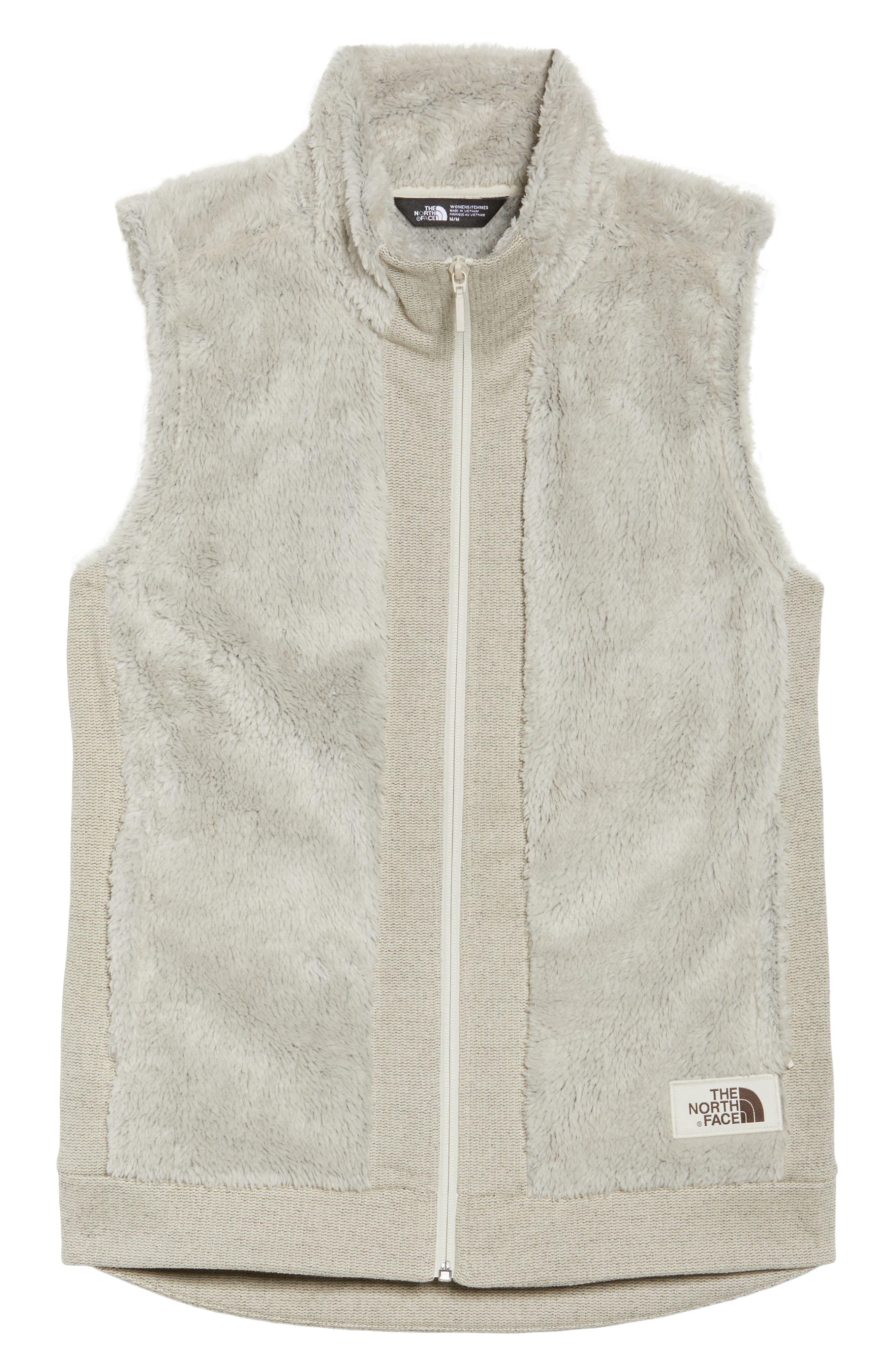 Alternate Image 6  - The North Face Faux Fur Vest