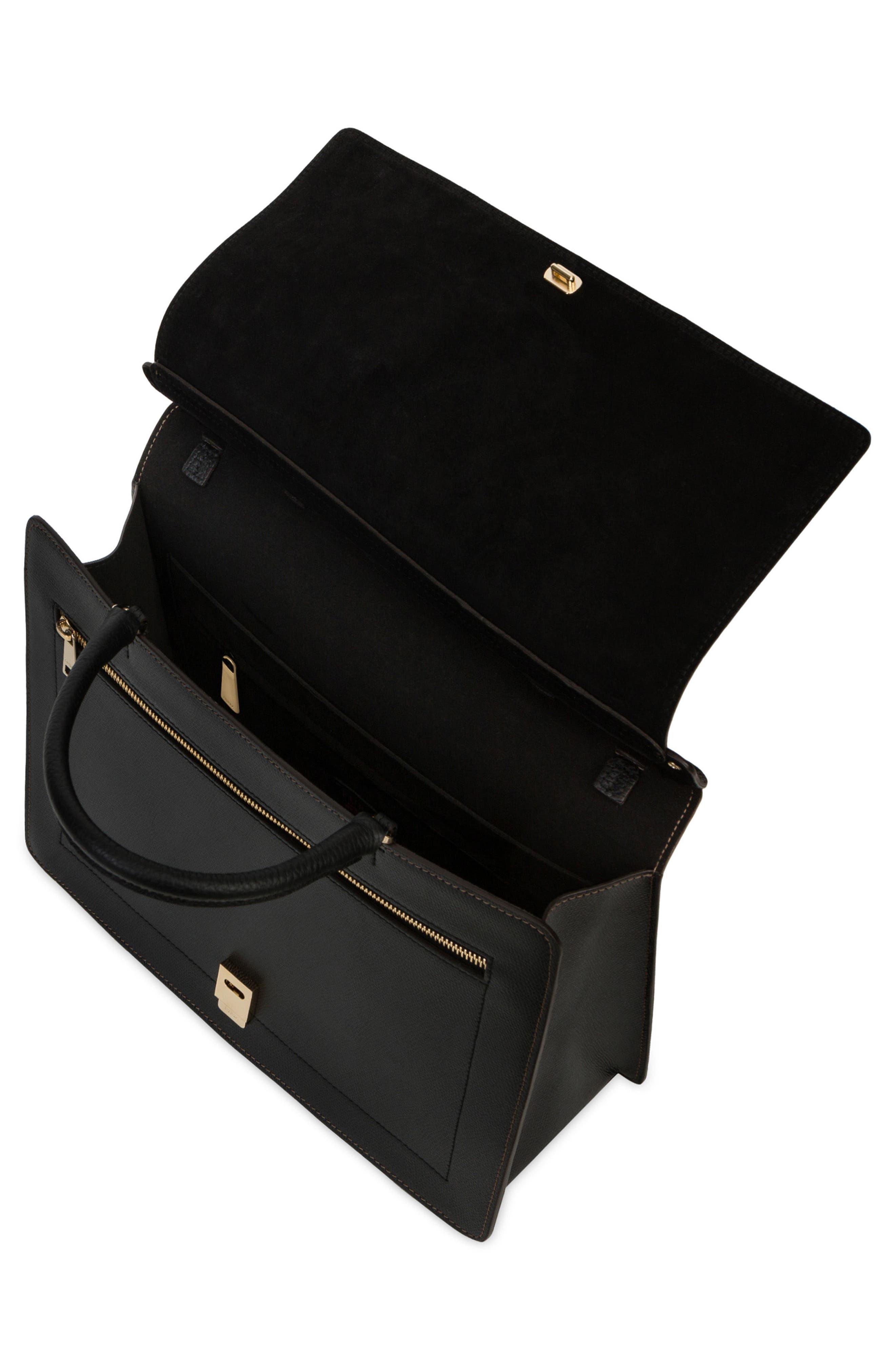 Alternate Image 4  - Furla Small Like Leather Top Handle Convertible Satchel