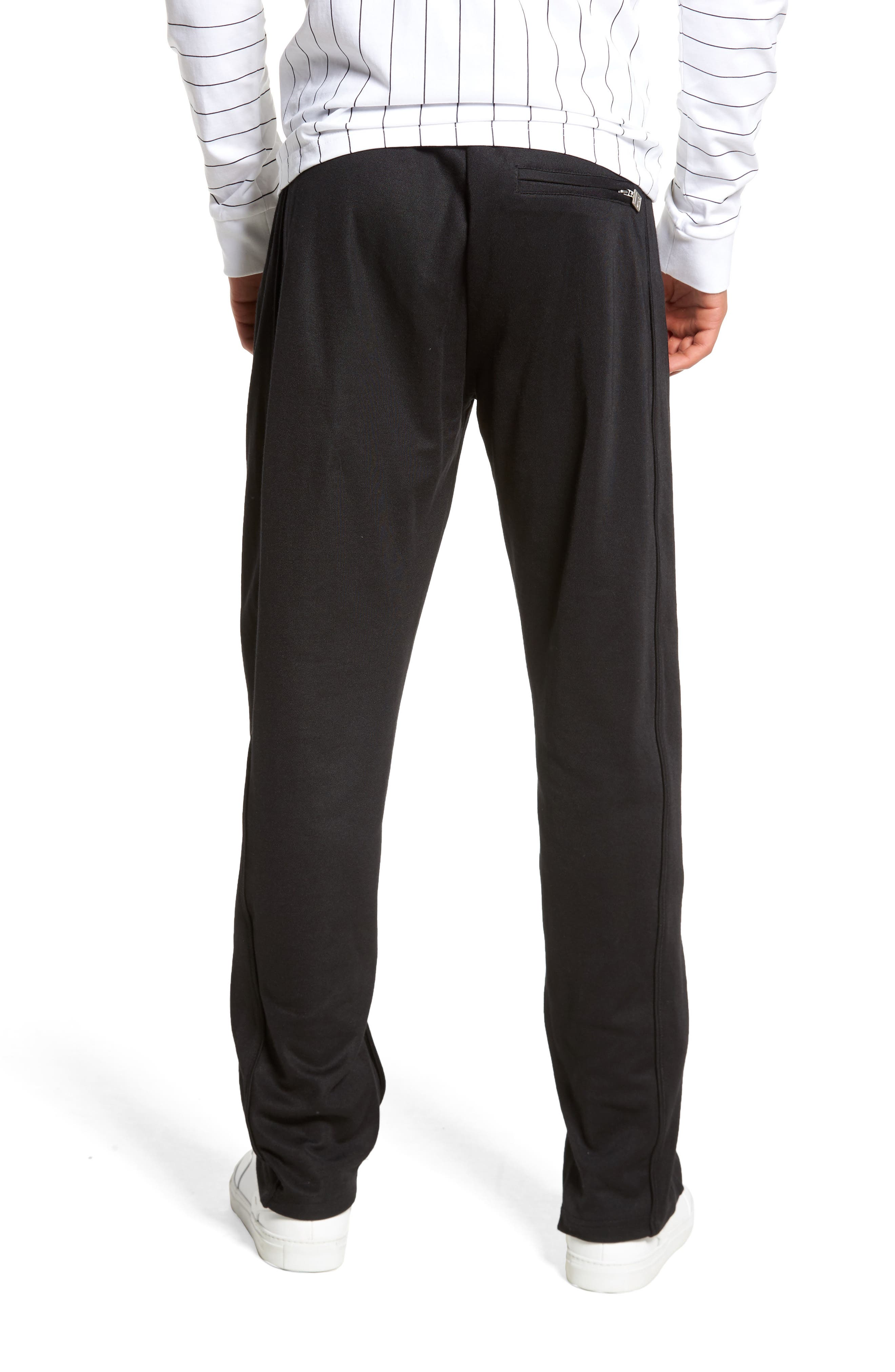 Bianchi Pants,                             Alternate thumbnail 2, color,                             Black