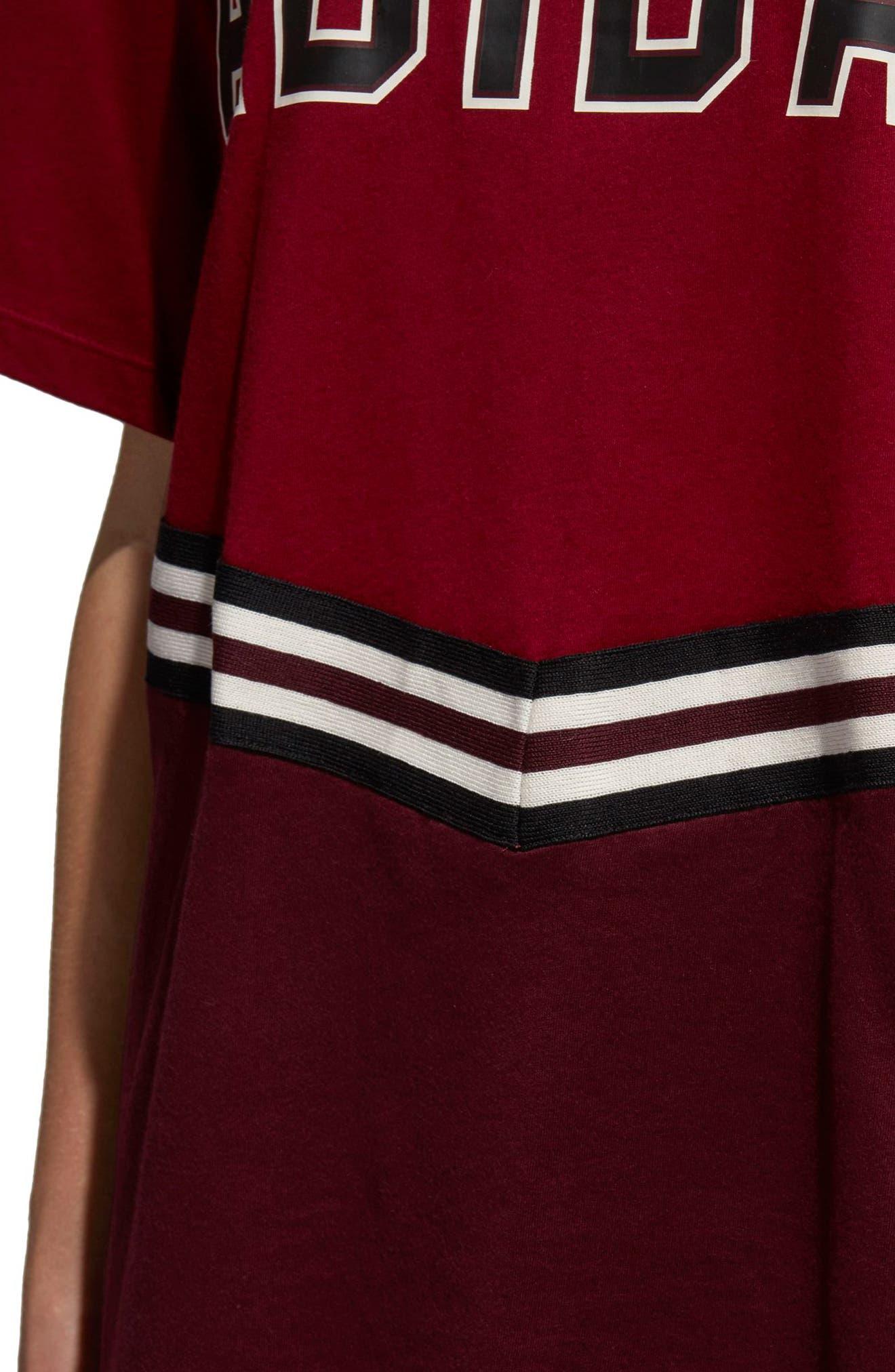 Alternate Image 5  - adidas Adibreak Tee