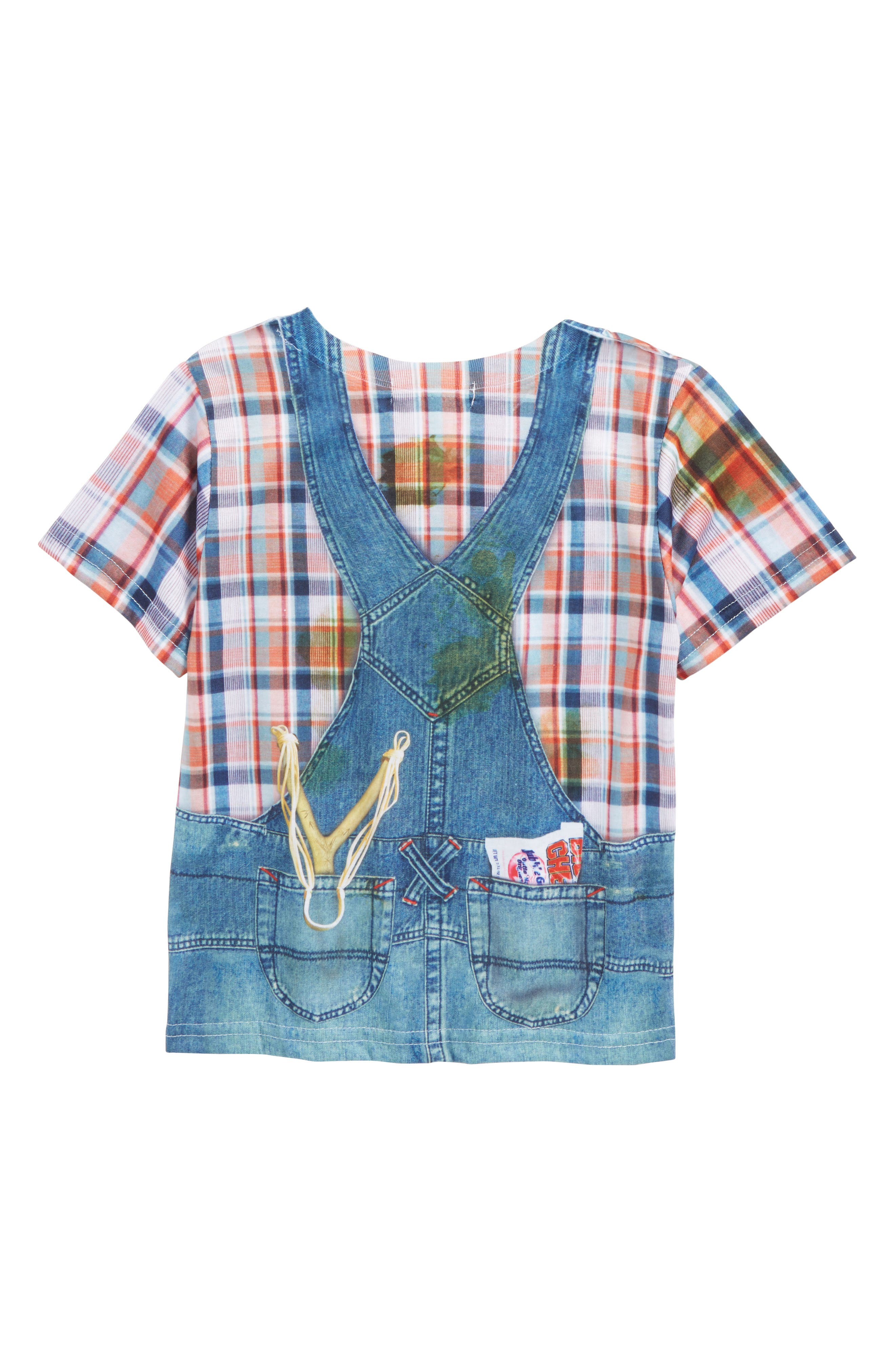 Alternate Image 2  - Faux Real Country Kid T-Shirt (Toddler Boys)