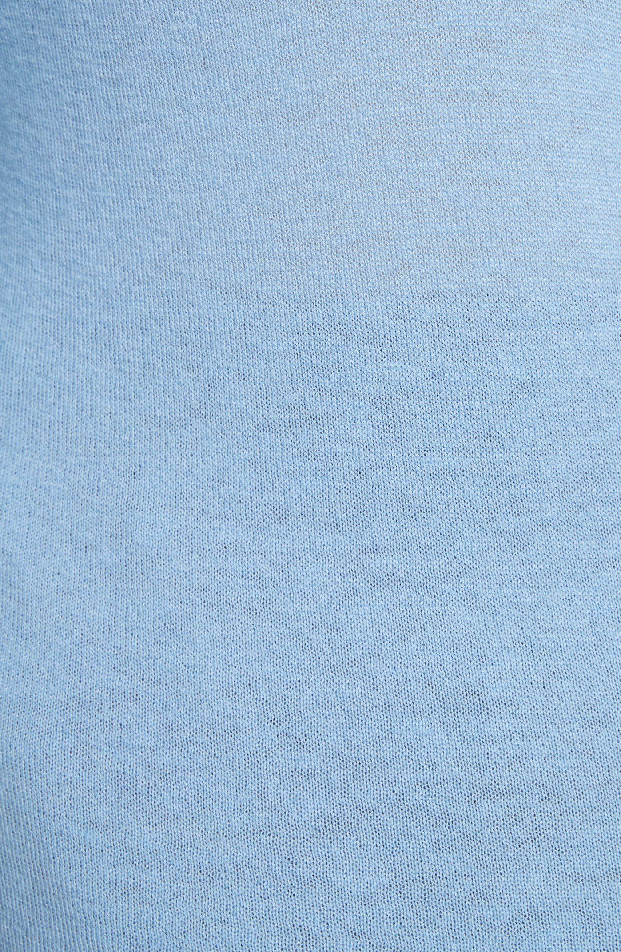 Alternate Image 5  - Vince Cashmere V-Back Cashmere Sweater