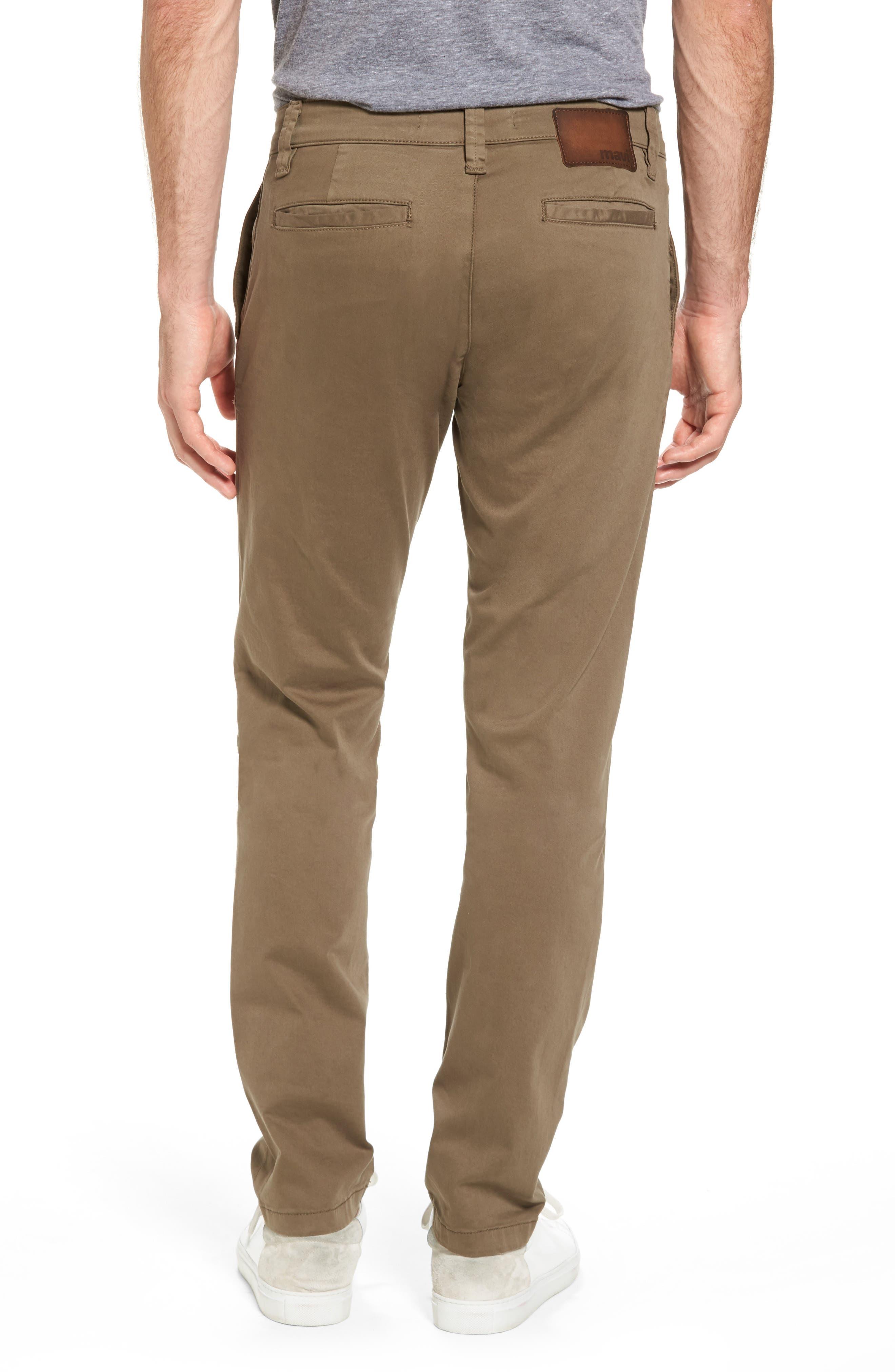 Alternate Image 2  - Mavi Jeans Johnny Twill Pants