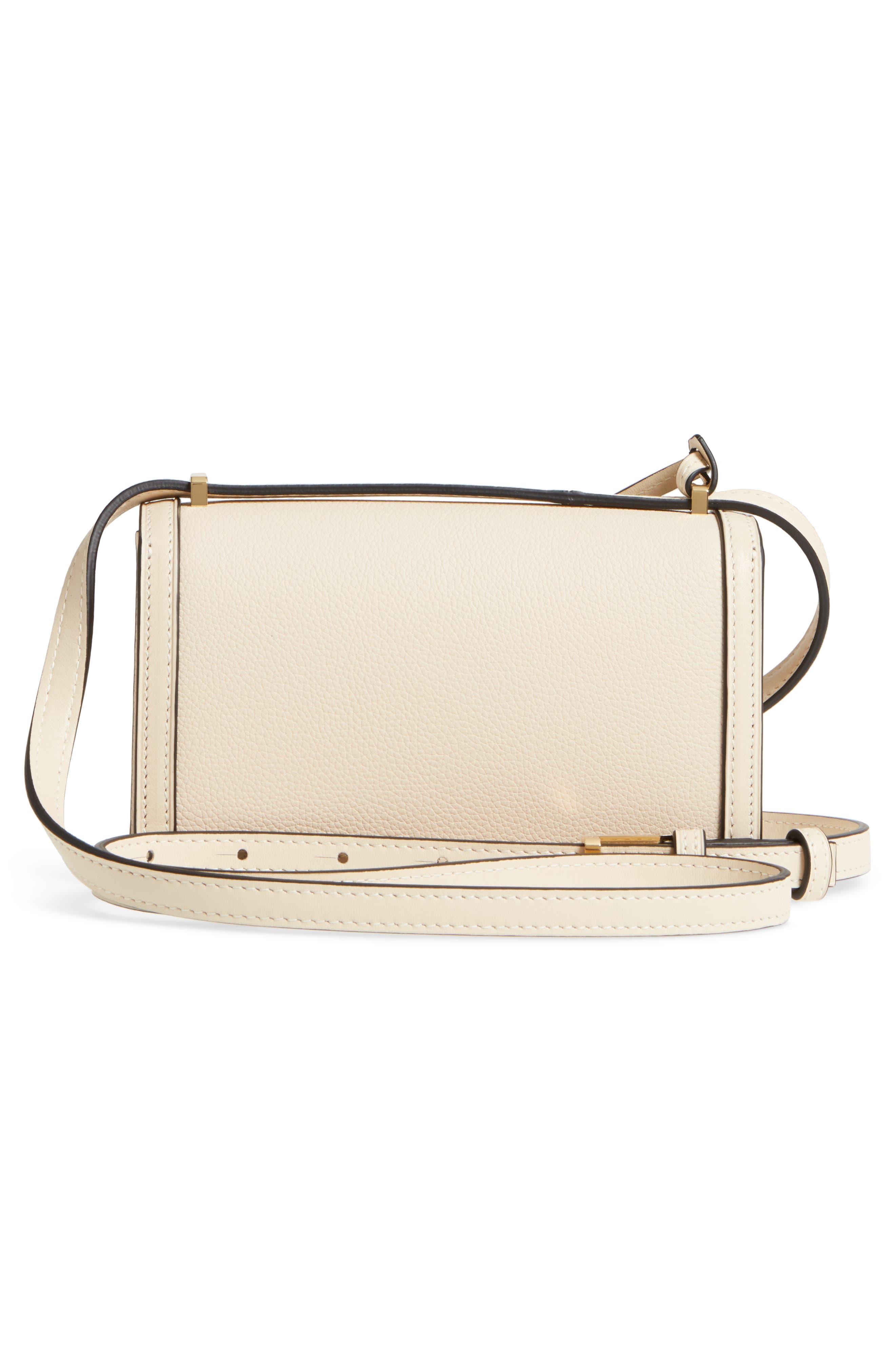 Alternate Image 3  - Loewe Small Barcelona Grainy Leather Crossbody Bag