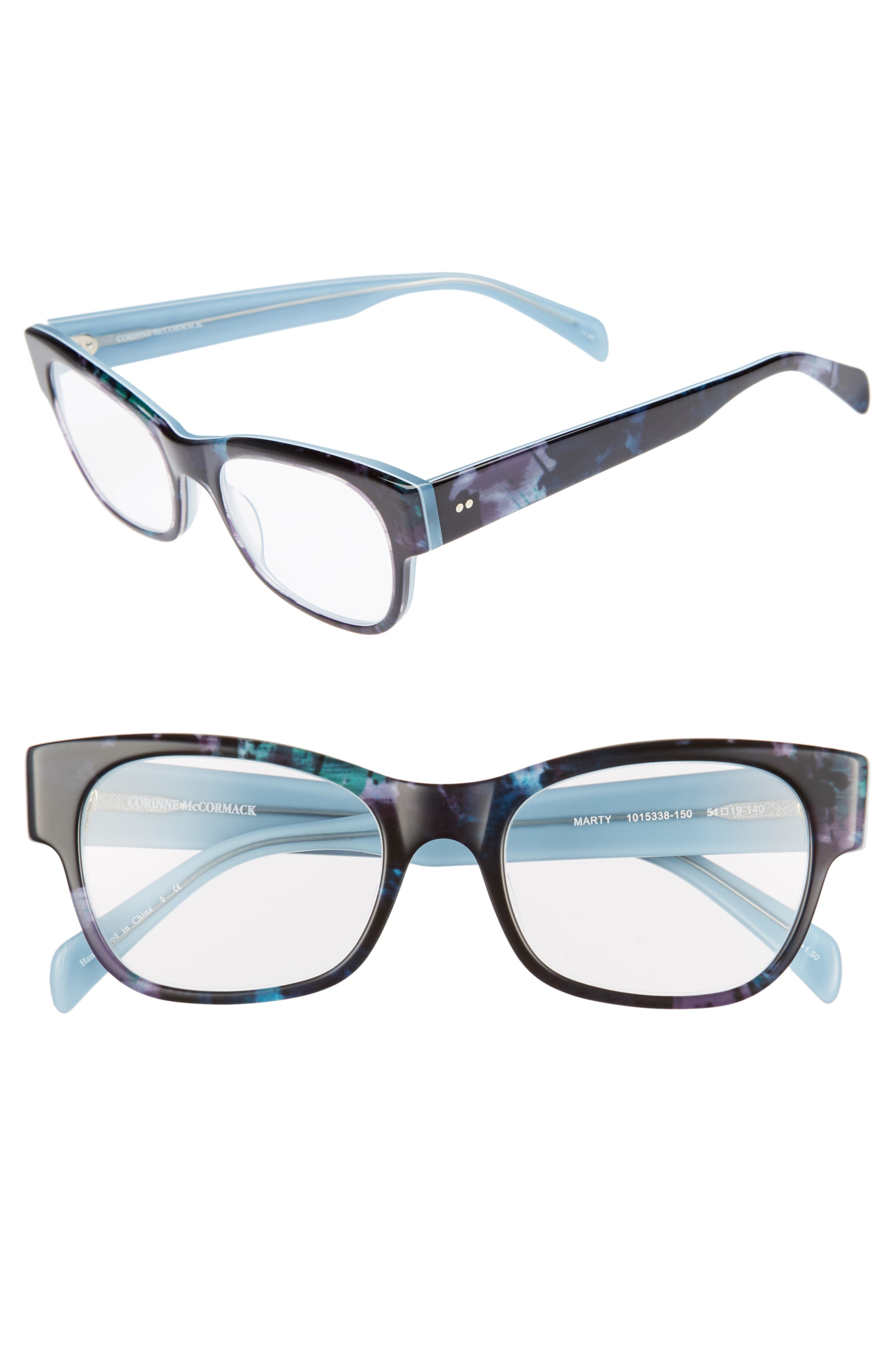 Alternate Image 1 Selected - Corinne McCormack Marty 51mm Reading Glasses