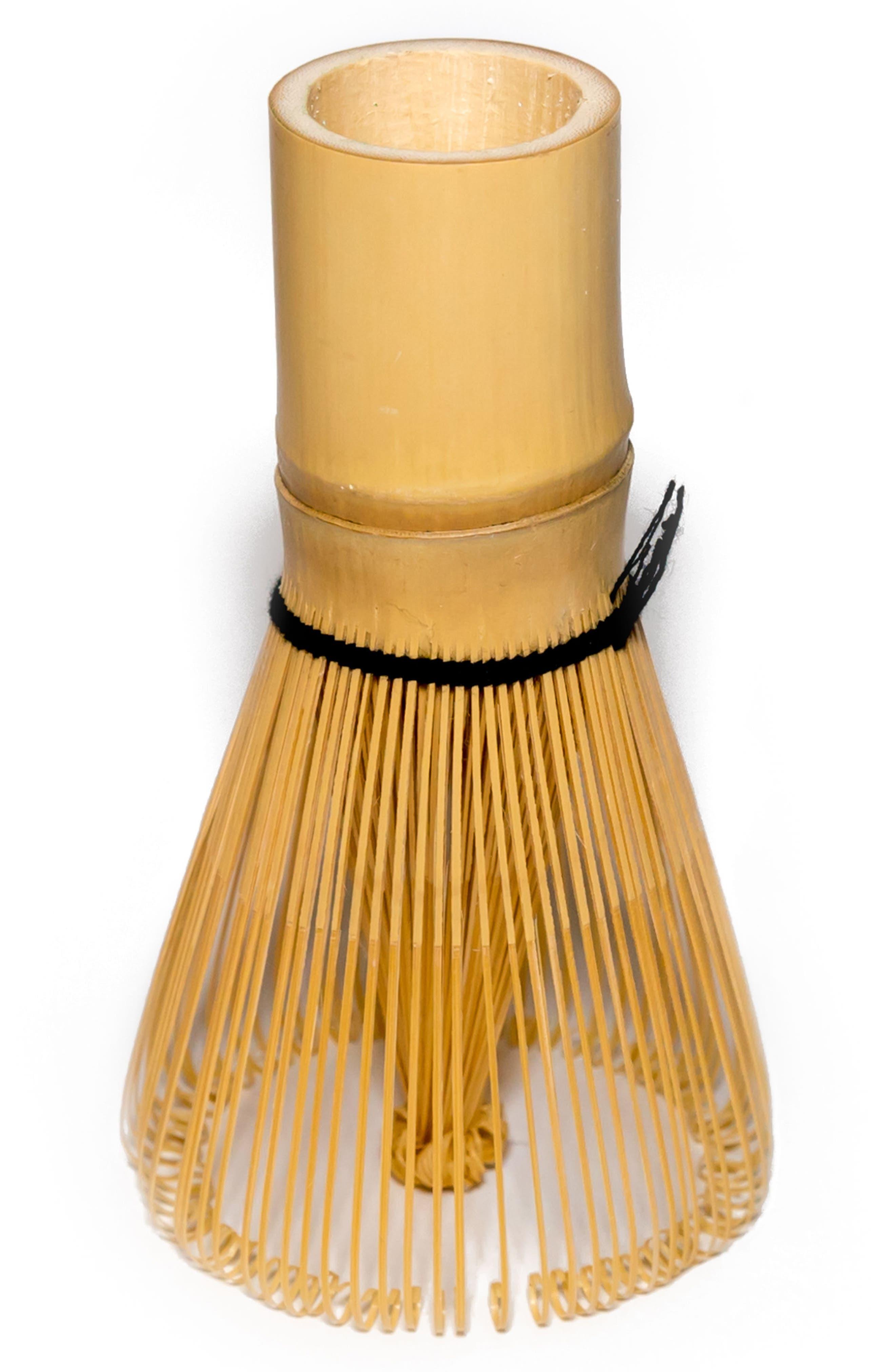 Alternate Image 2  - Chalait 100 Prong Bamboo Matcha Whisk