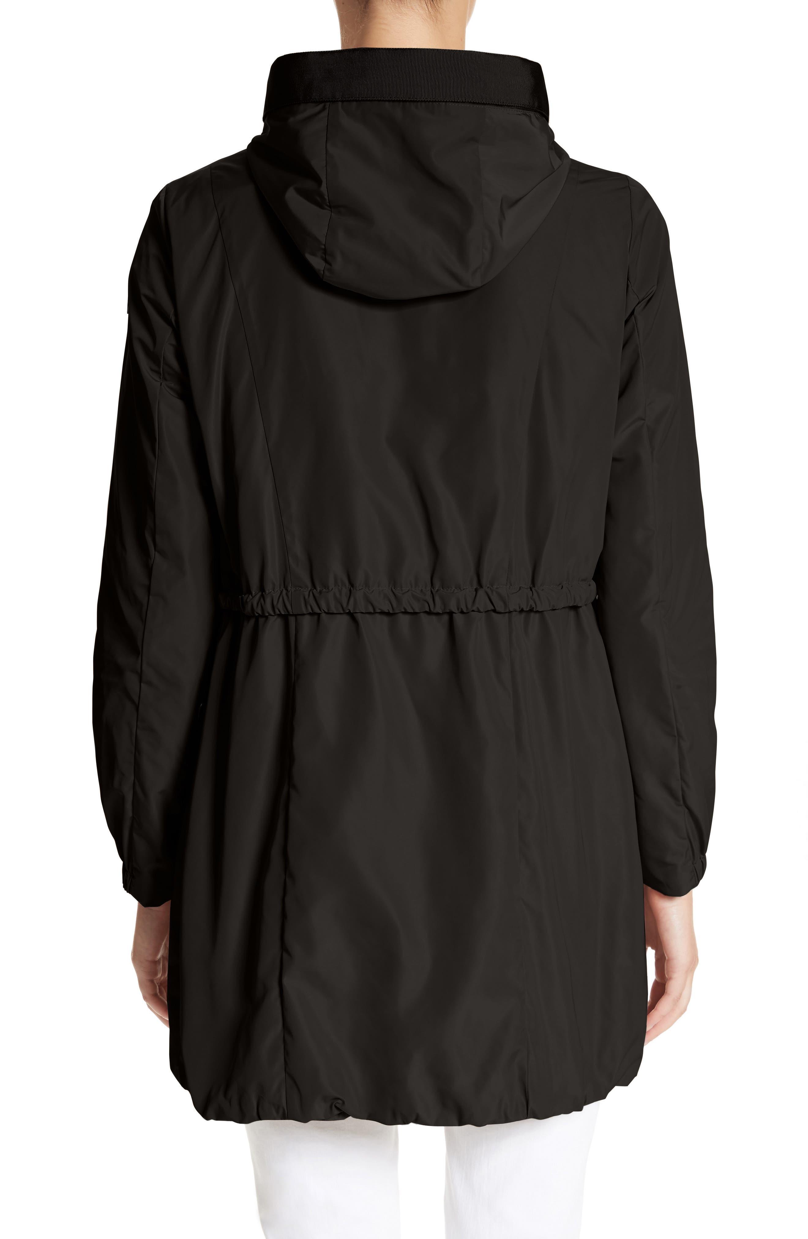 Alternate Image 2  - Moncler Topaze Water Resistant Hooded Jacket