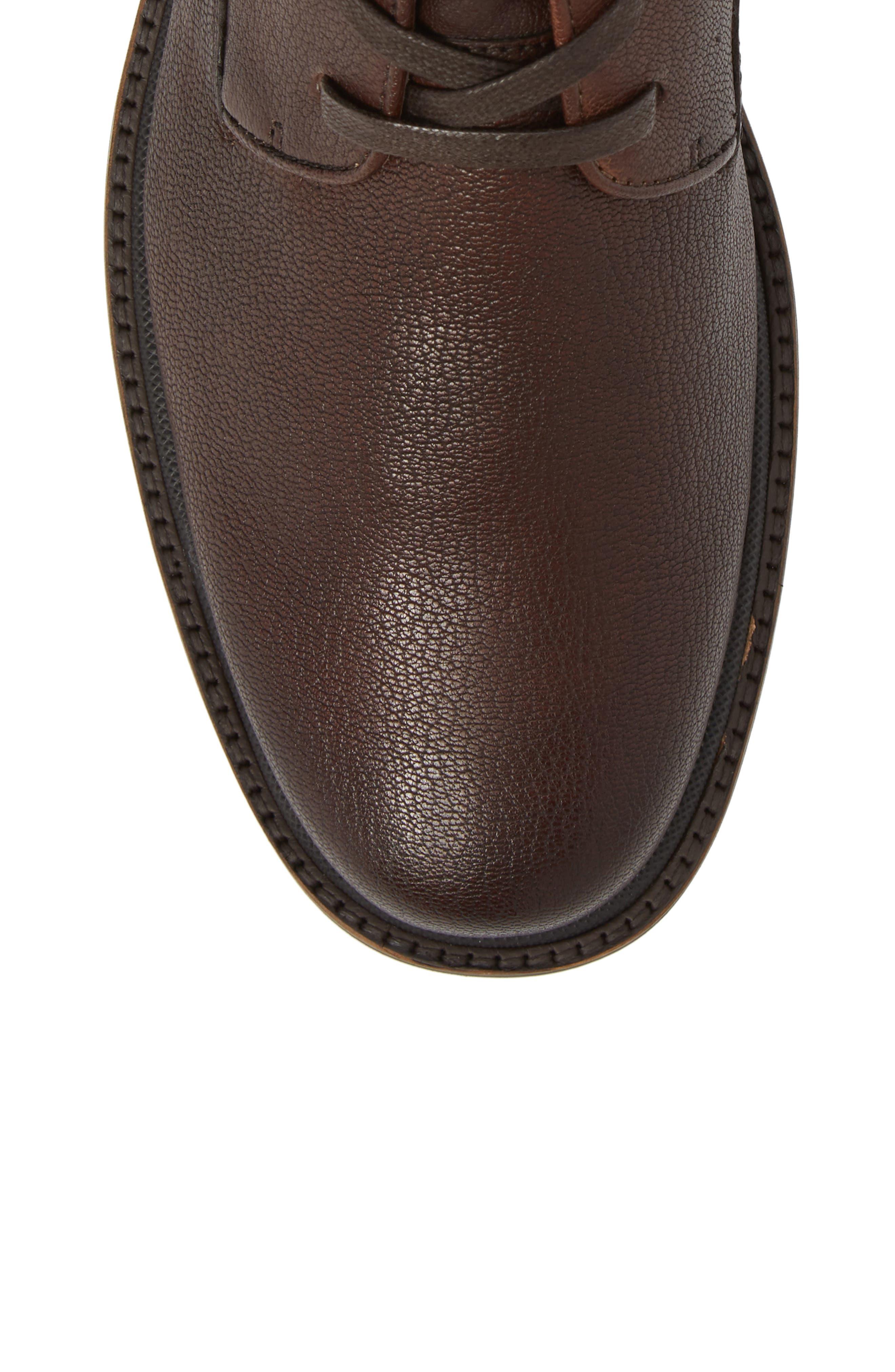 Alternate Image 5  - John Varvatos Star USA Brooklyn Plain Toe Boot (Men)