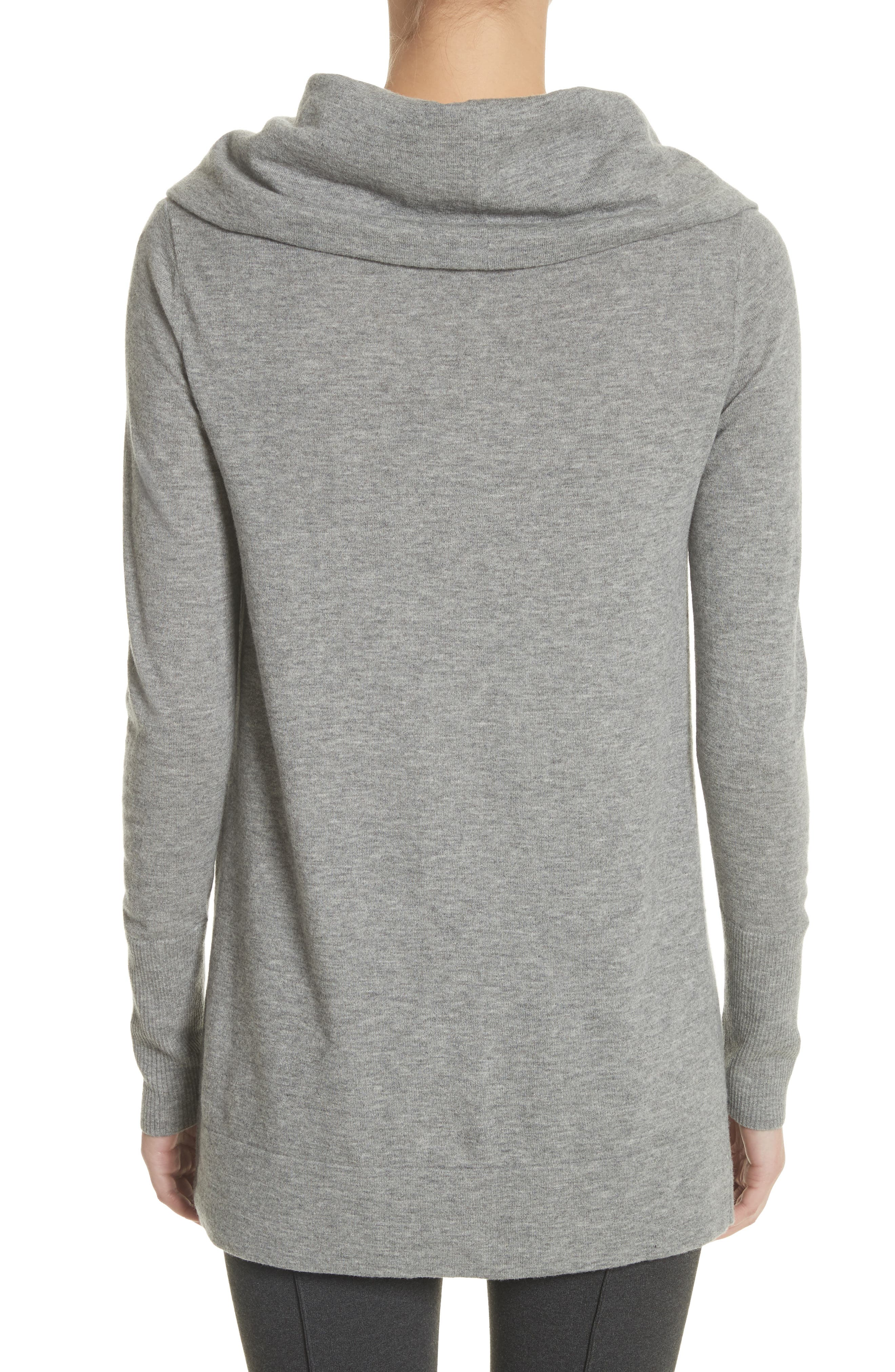 Alternate Image 2  - Lafayette 148 New York Convertible Off the Shoulder Sweater