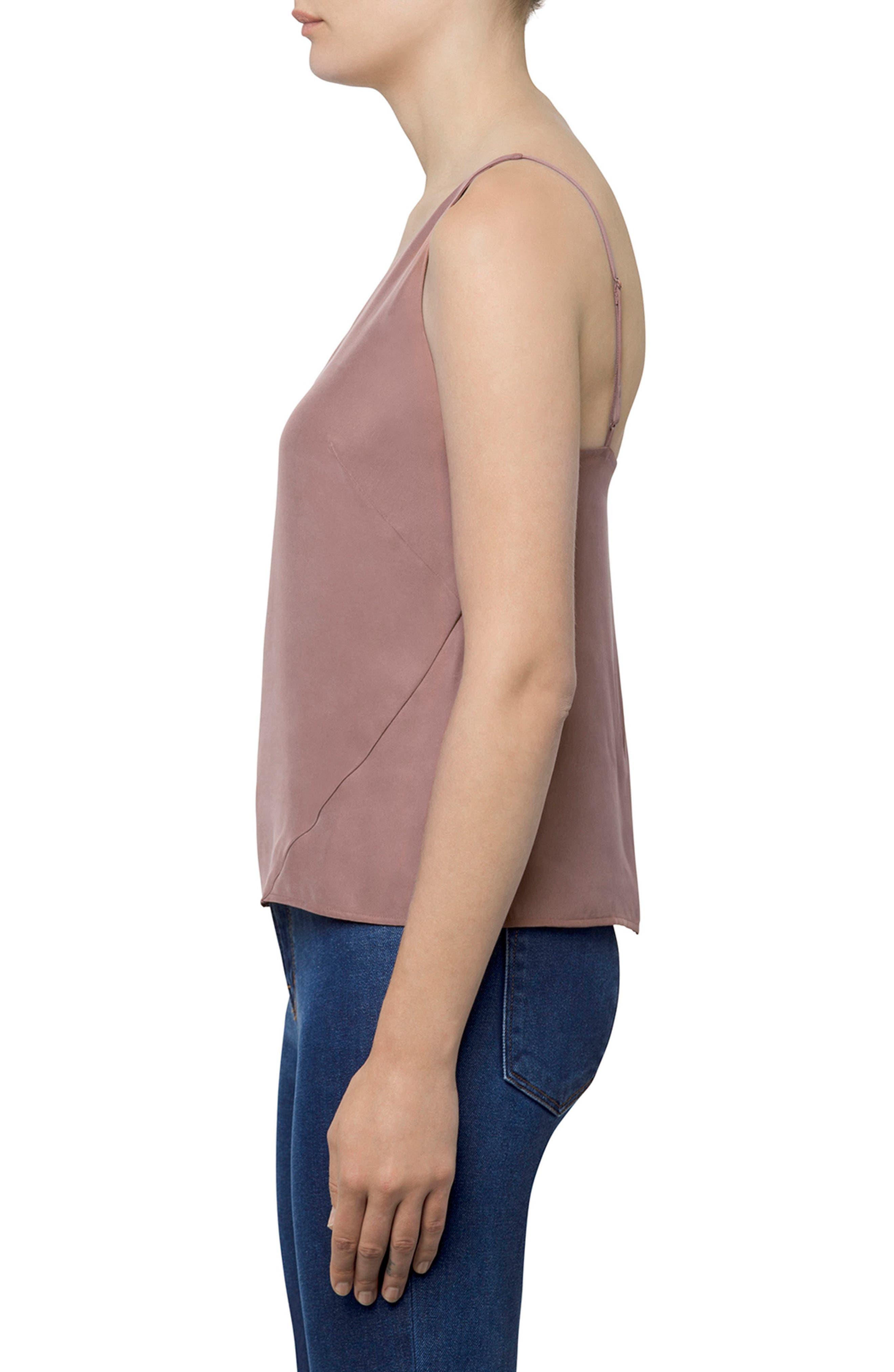Alternate Image 3  - J Brand Lucy Silk Camisole