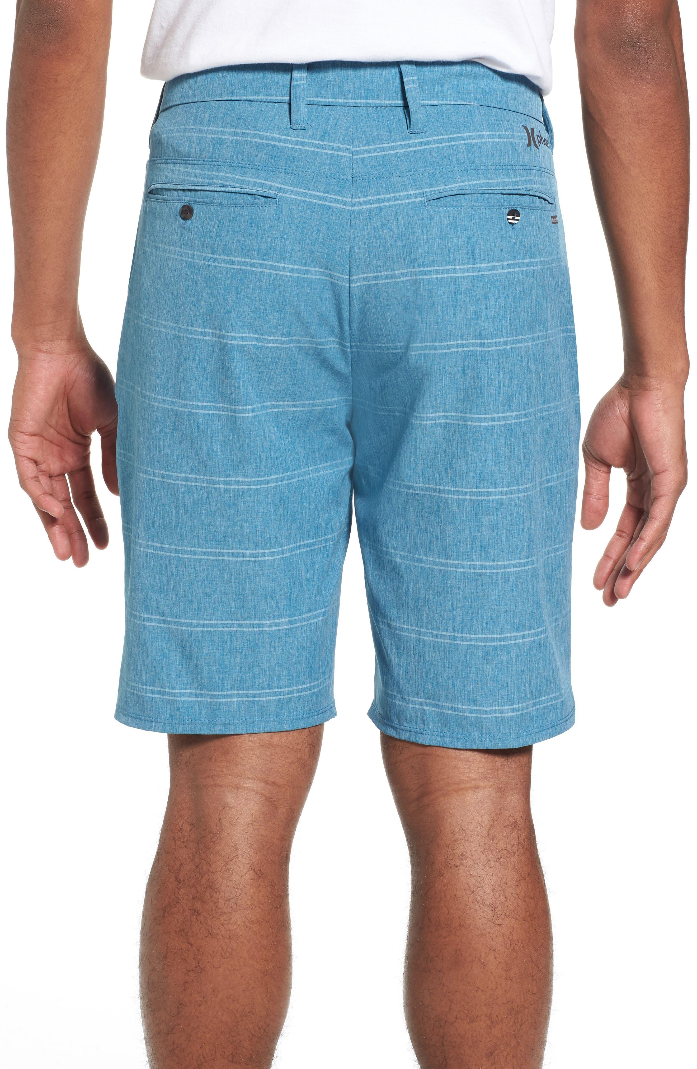Phantom Hybrid Shorts,                             Alternate thumbnail 2, color,                             Space Blue