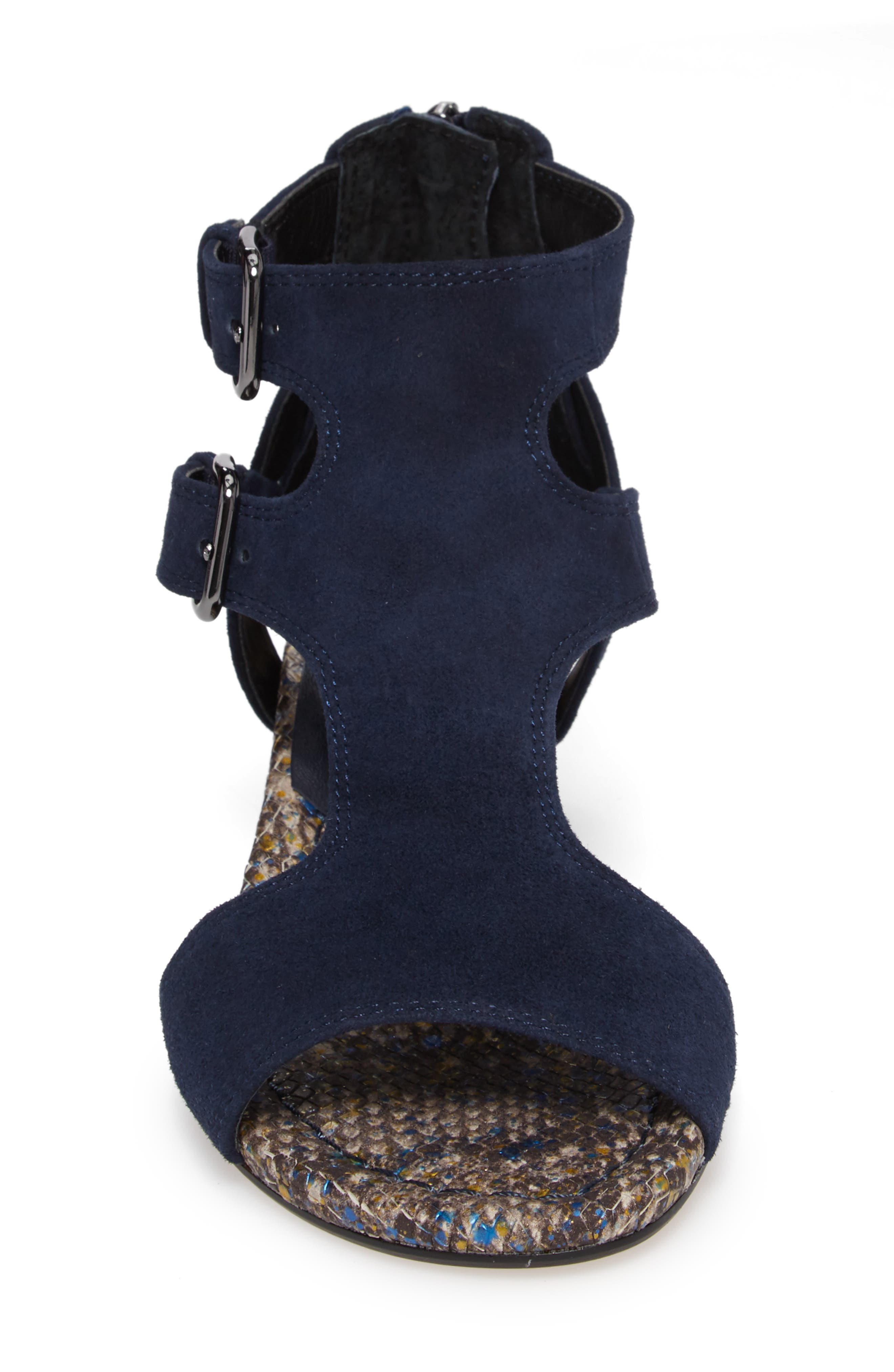 Alternate Image 4  - Donald Pliner Eden II Wedge Sandal (Women)