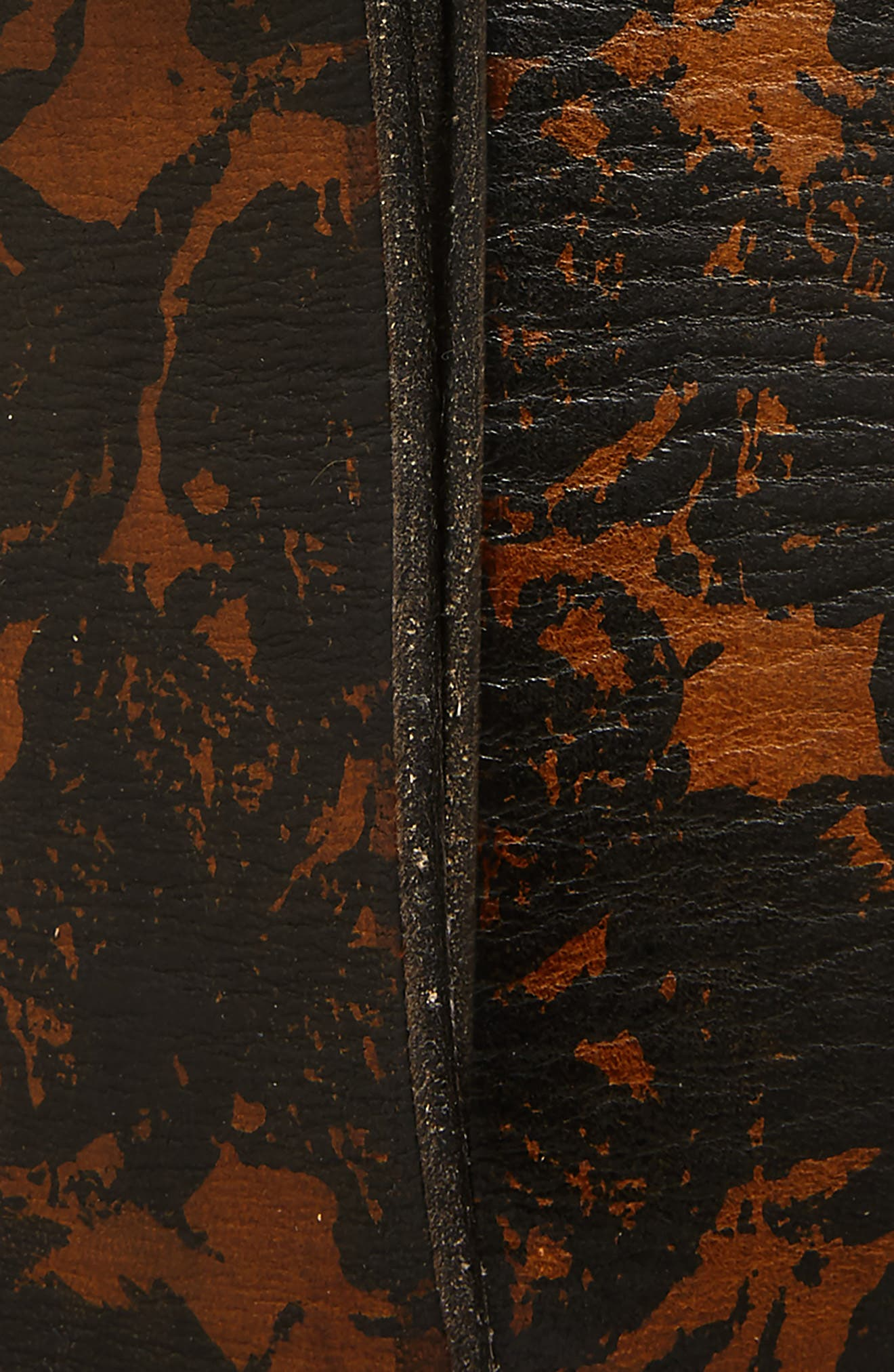 Alternate Image 2  - Cause & Effect Tortoiseshell Leather Belt