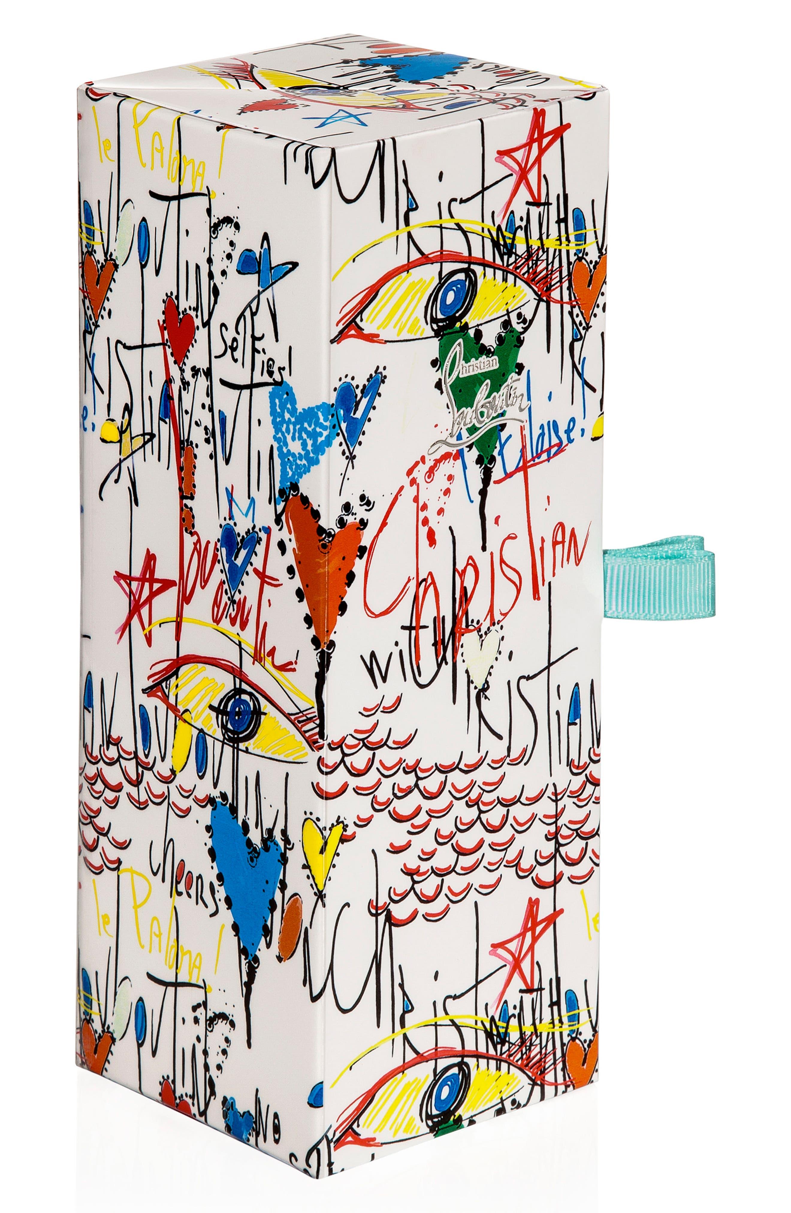 Loubitag Nail Collection,                             Alternate thumbnail 4, color,                             Pluminette / Batignolles