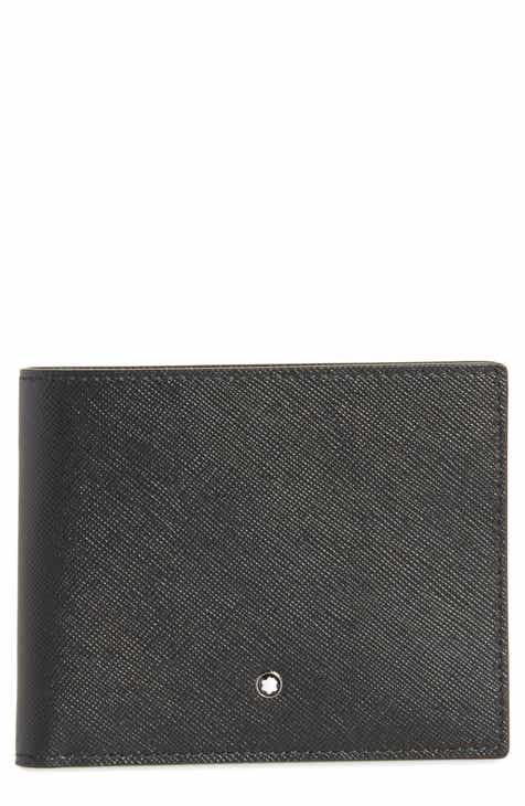 e899d95bb44 Montblanc Sartorial Leather Bifold Wallet